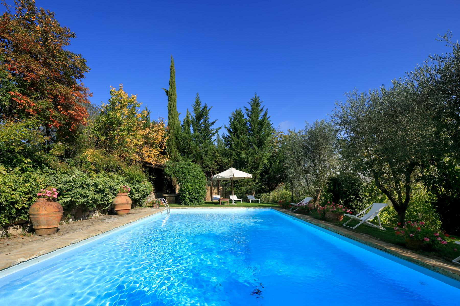 Wonderful farmhouse in the Chianti hills - 15