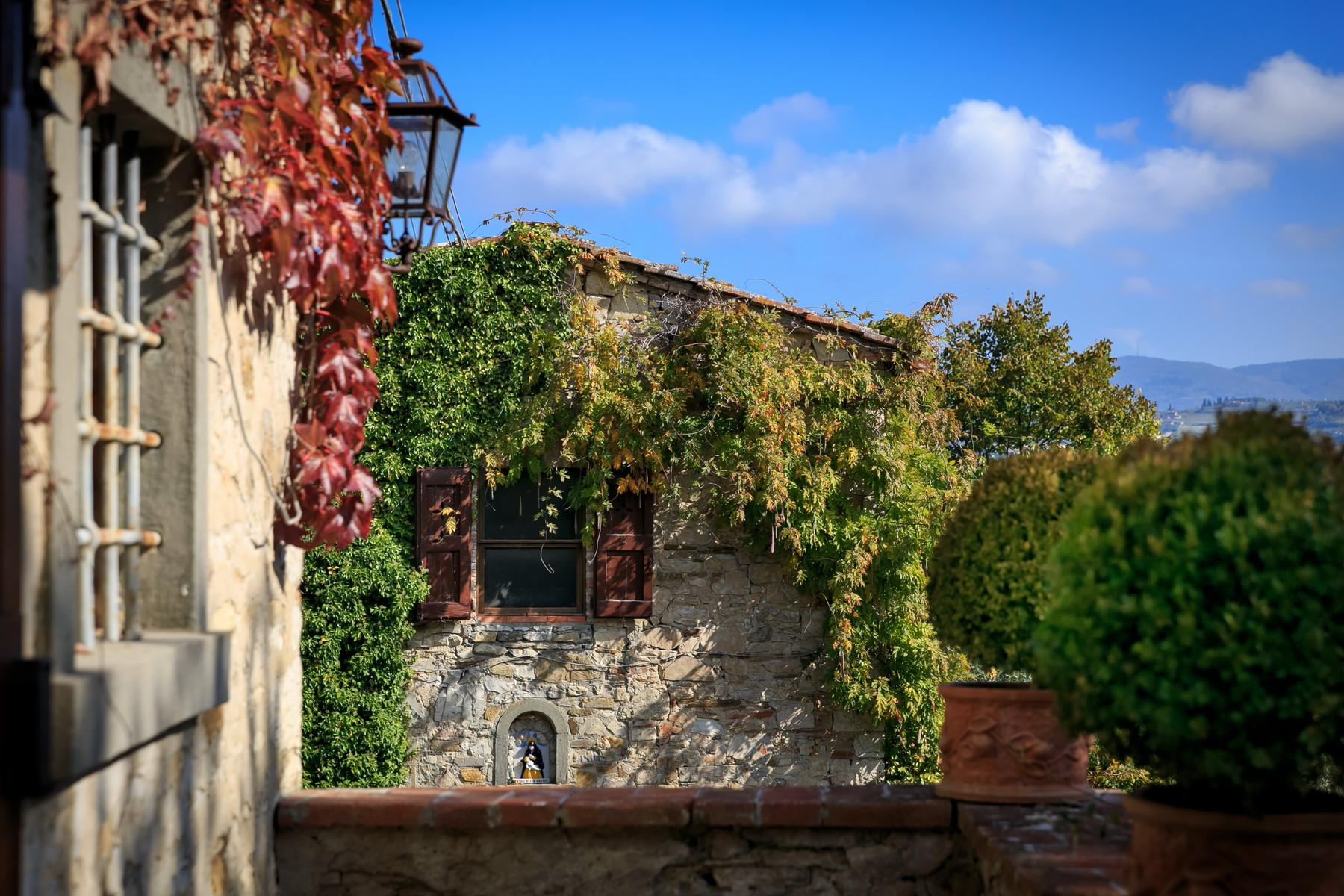 Wonderful farmhouse in the Chianti hills - 18