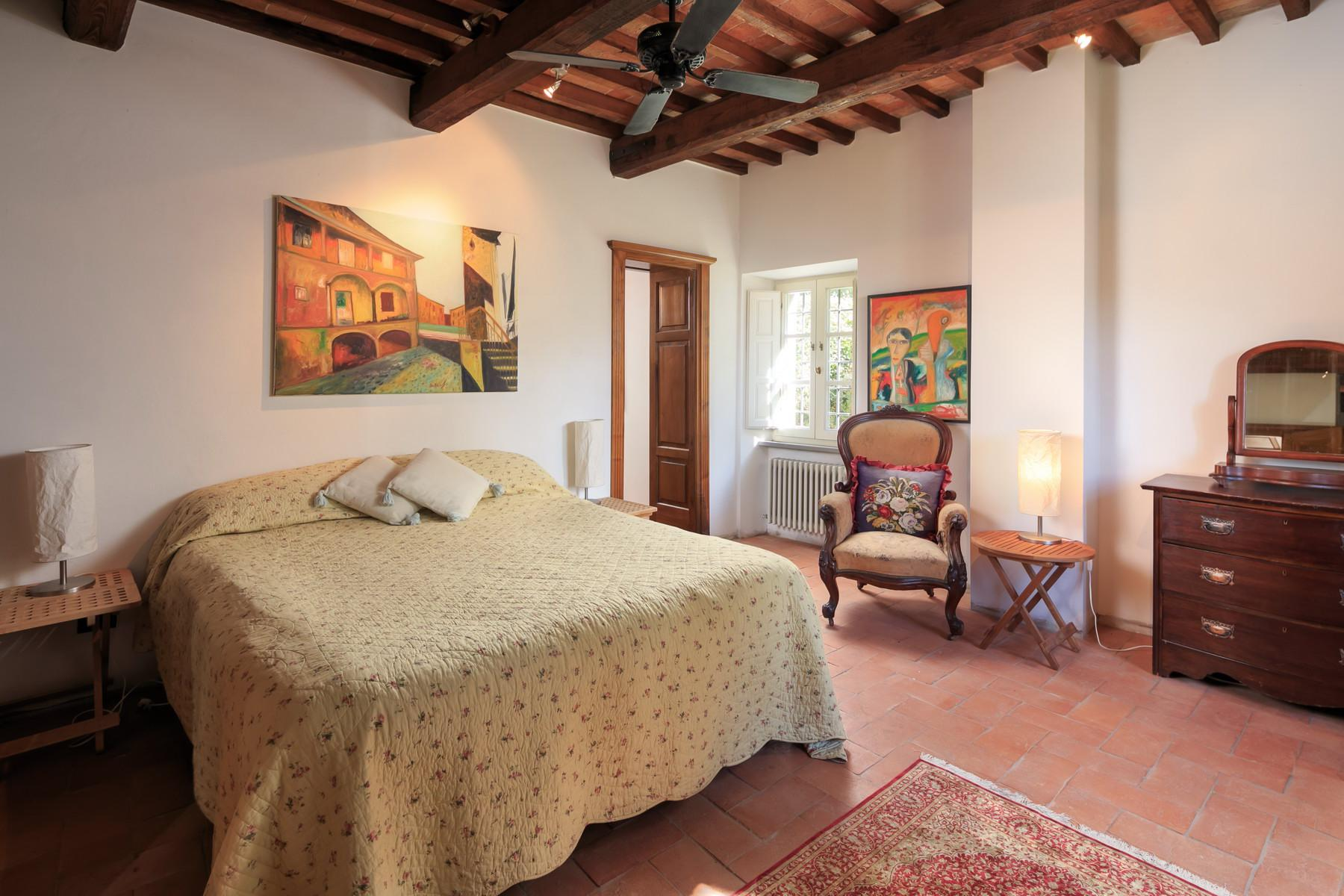 Splendid villa among the hills of Lucca - 9