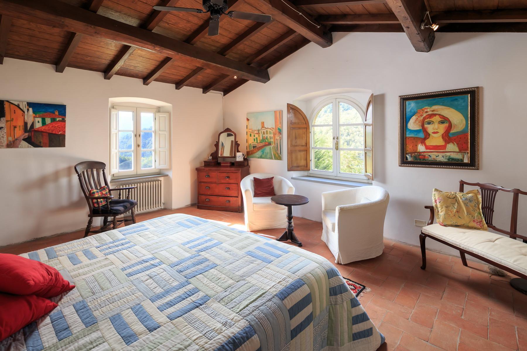 Splendid villa among the hills of Lucca - 14