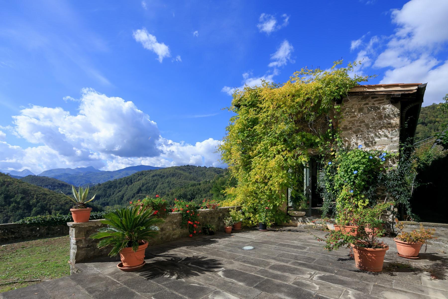 Splendid villa among the hills of Lucca - 22