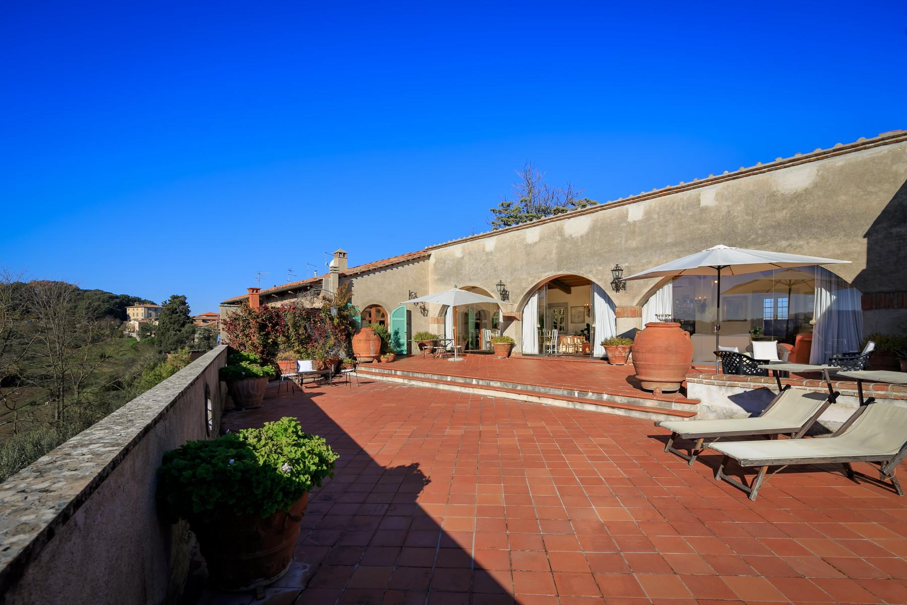 Wonderful villa in the countryside of Pisa - 4