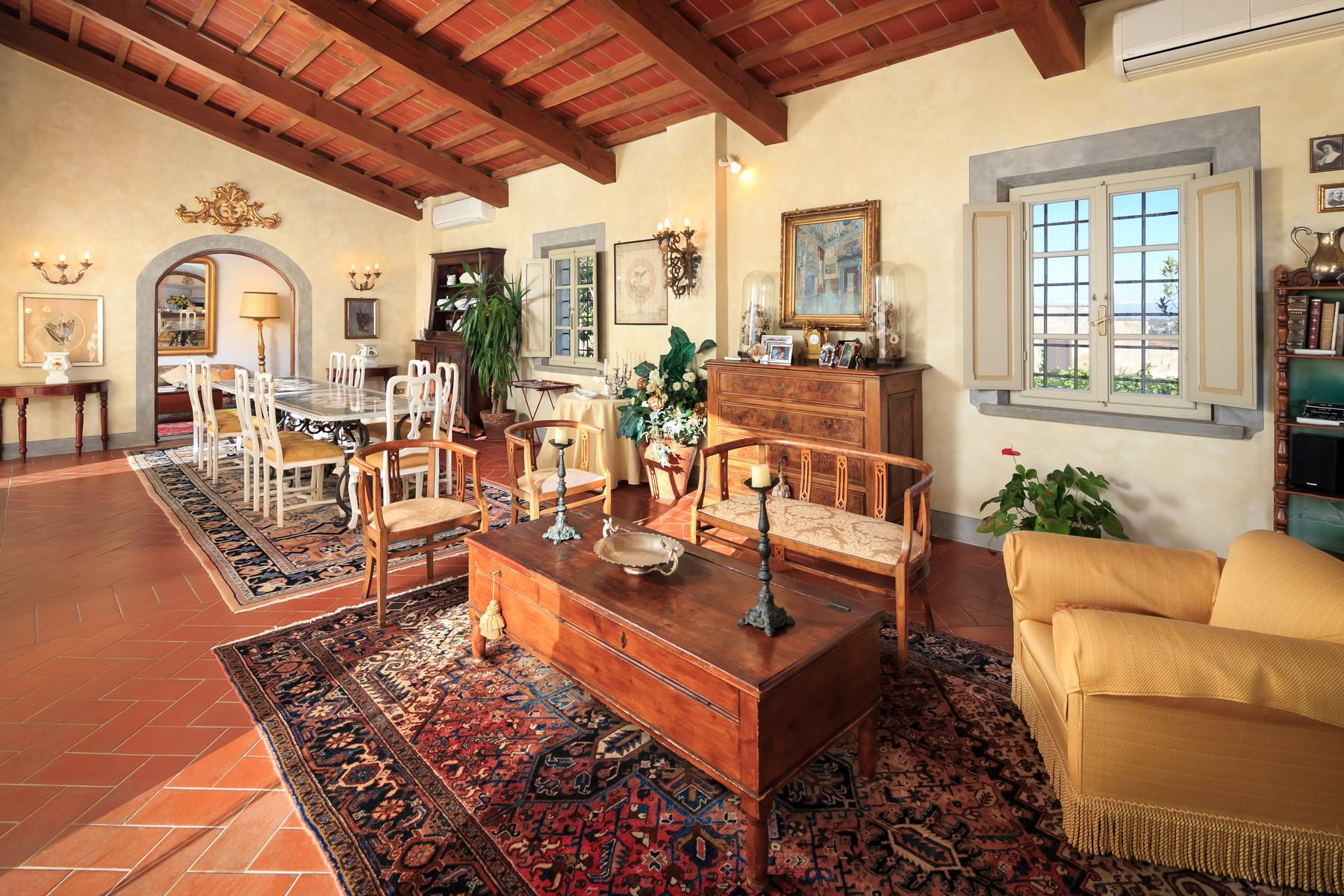 Wonderful villa in the countryside of Pisa - 2
