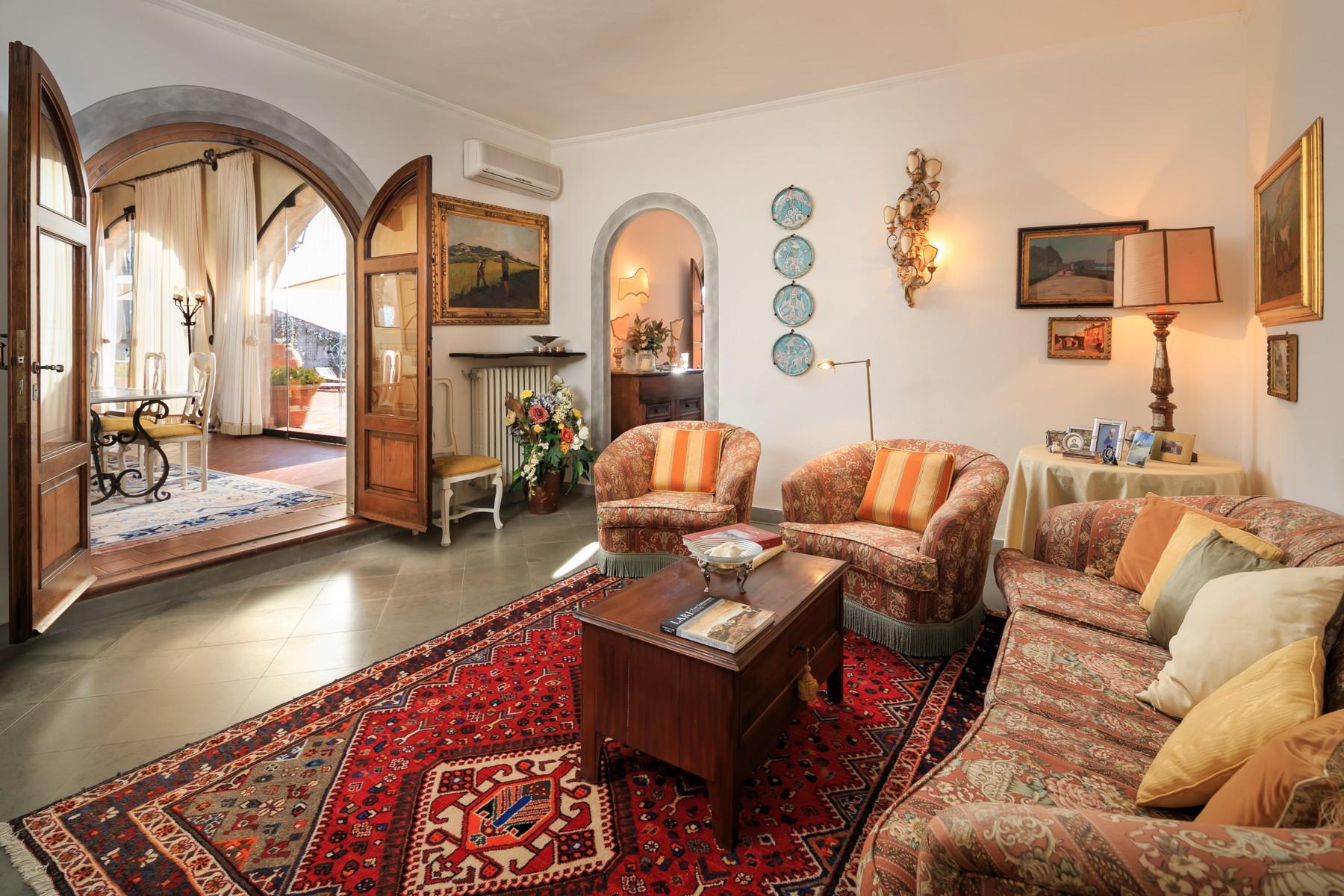 Wunderschöne Villa auf dem Land von Pisa - 11