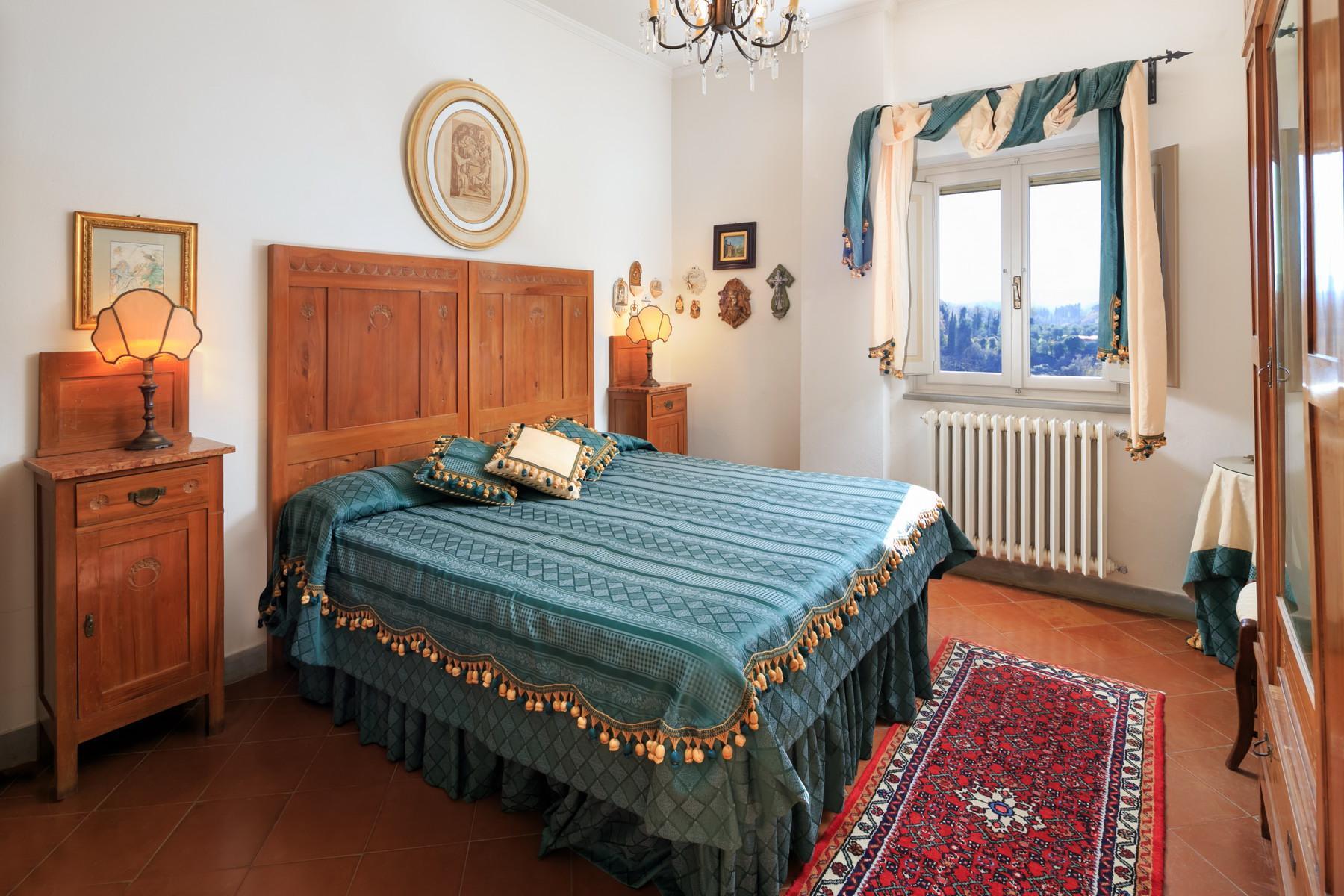 Wunderschöne Villa auf dem Land von Pisa - 13