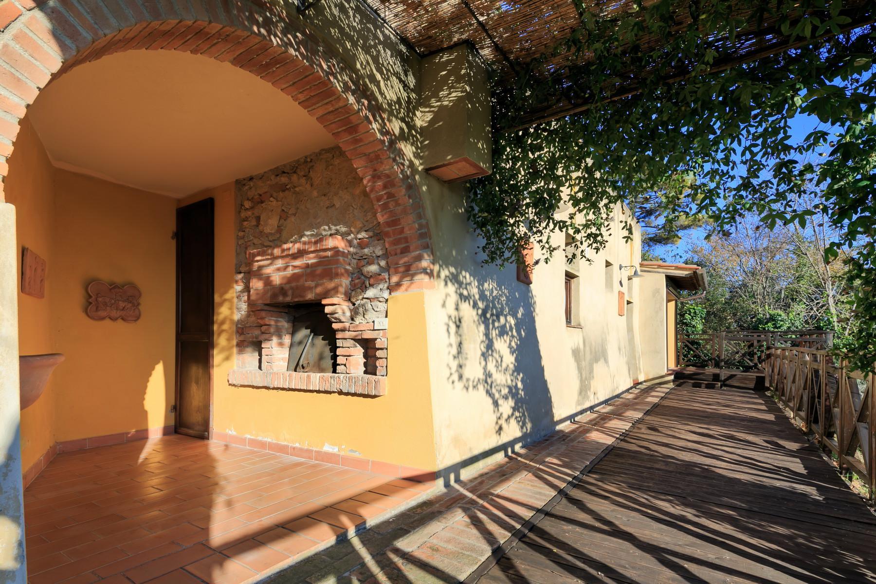 Wunderschöne Villa auf dem Land von Pisa - 16