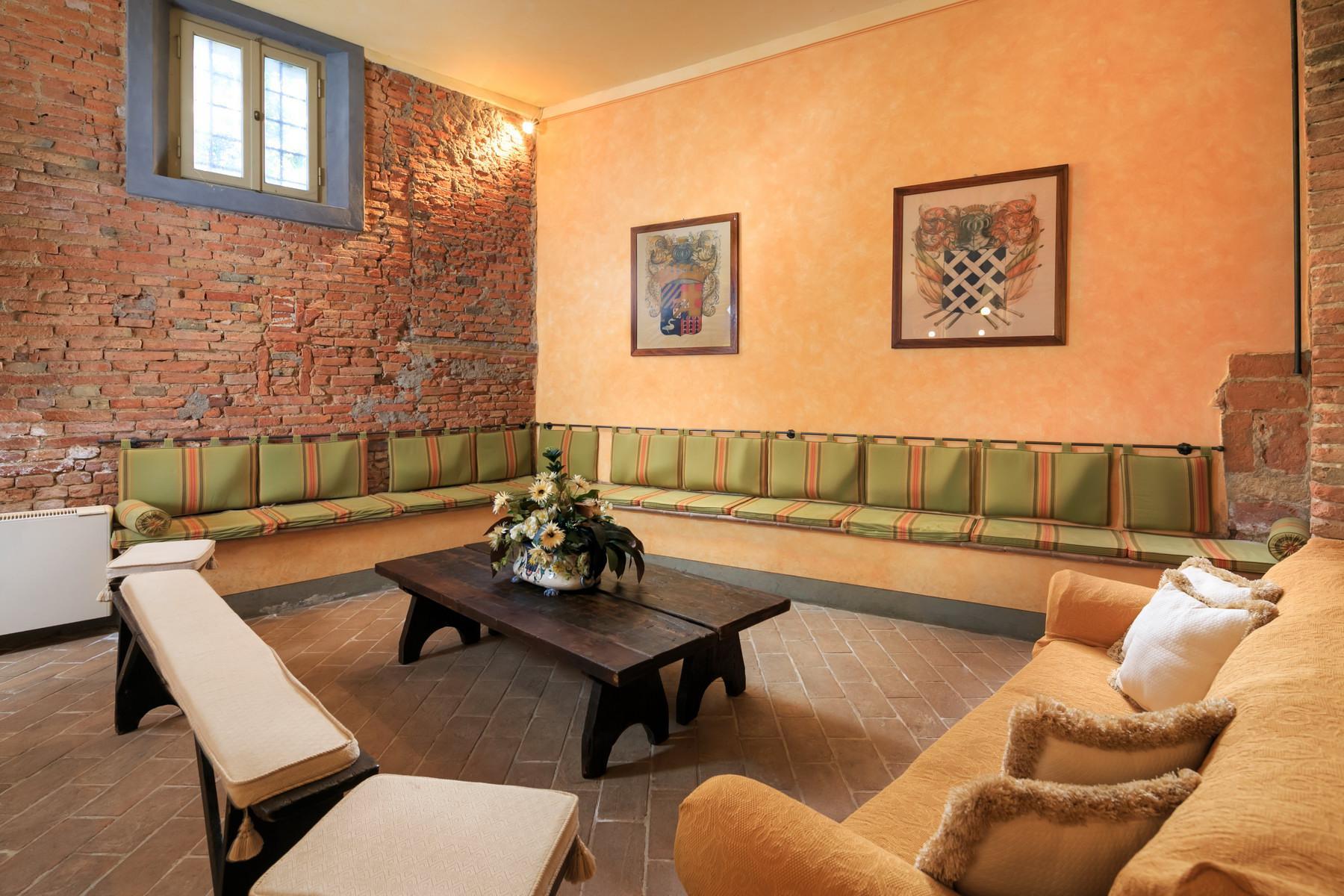 Wunderschöne Villa auf dem Land von Pisa - 18