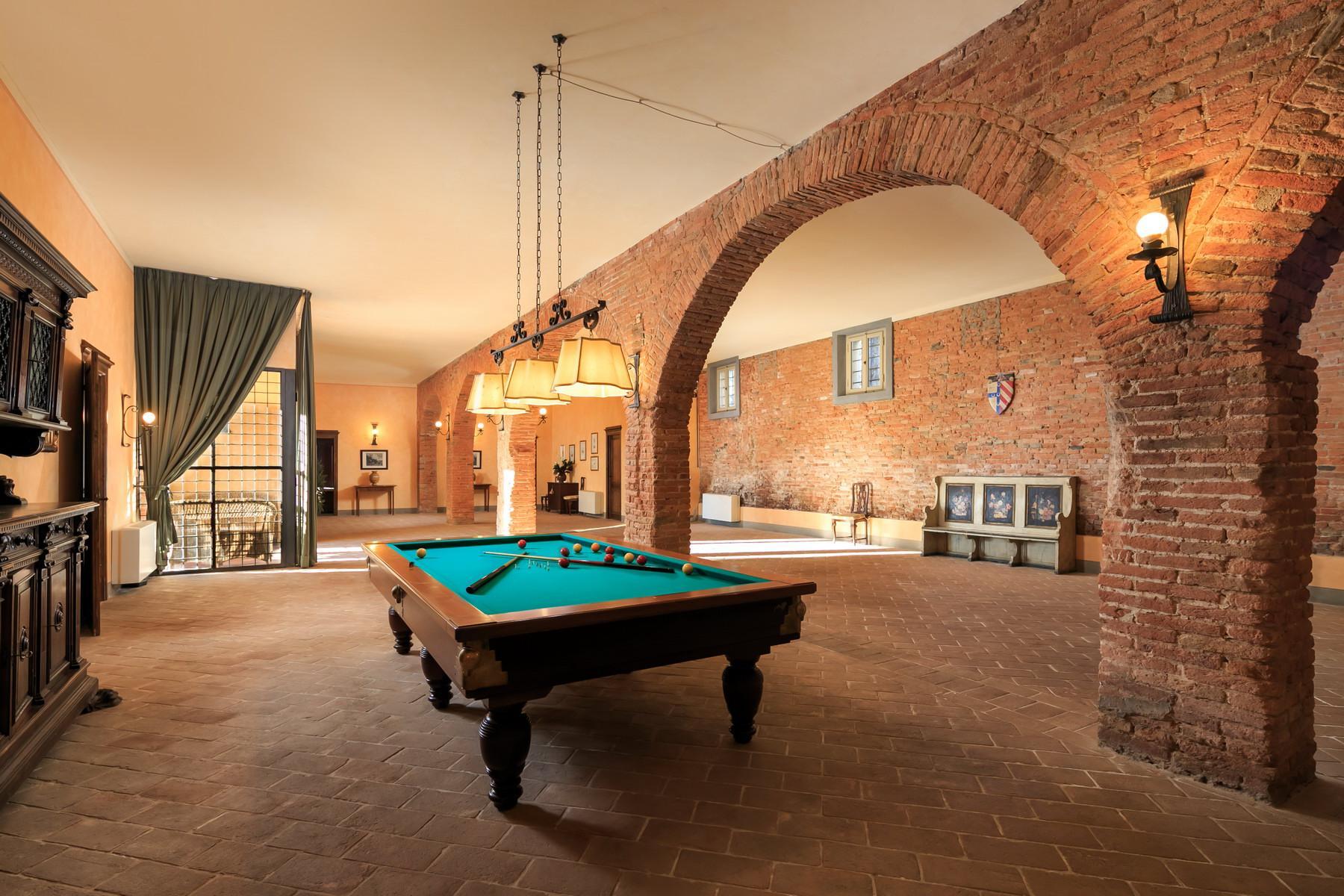 Wunderschöne Villa auf dem Land von Pisa - 5