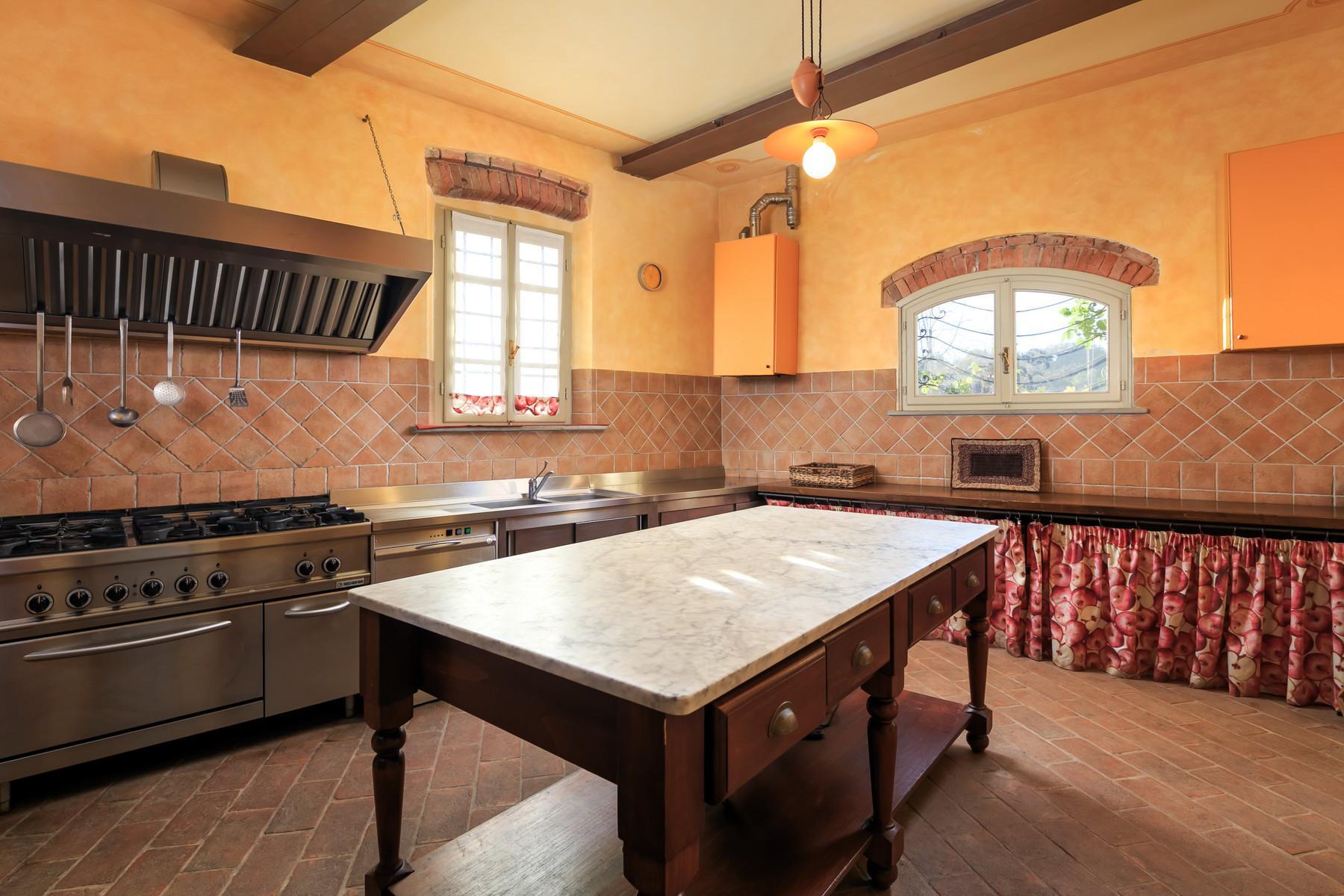 Wunderschöne Villa auf dem Land von Pisa - 20