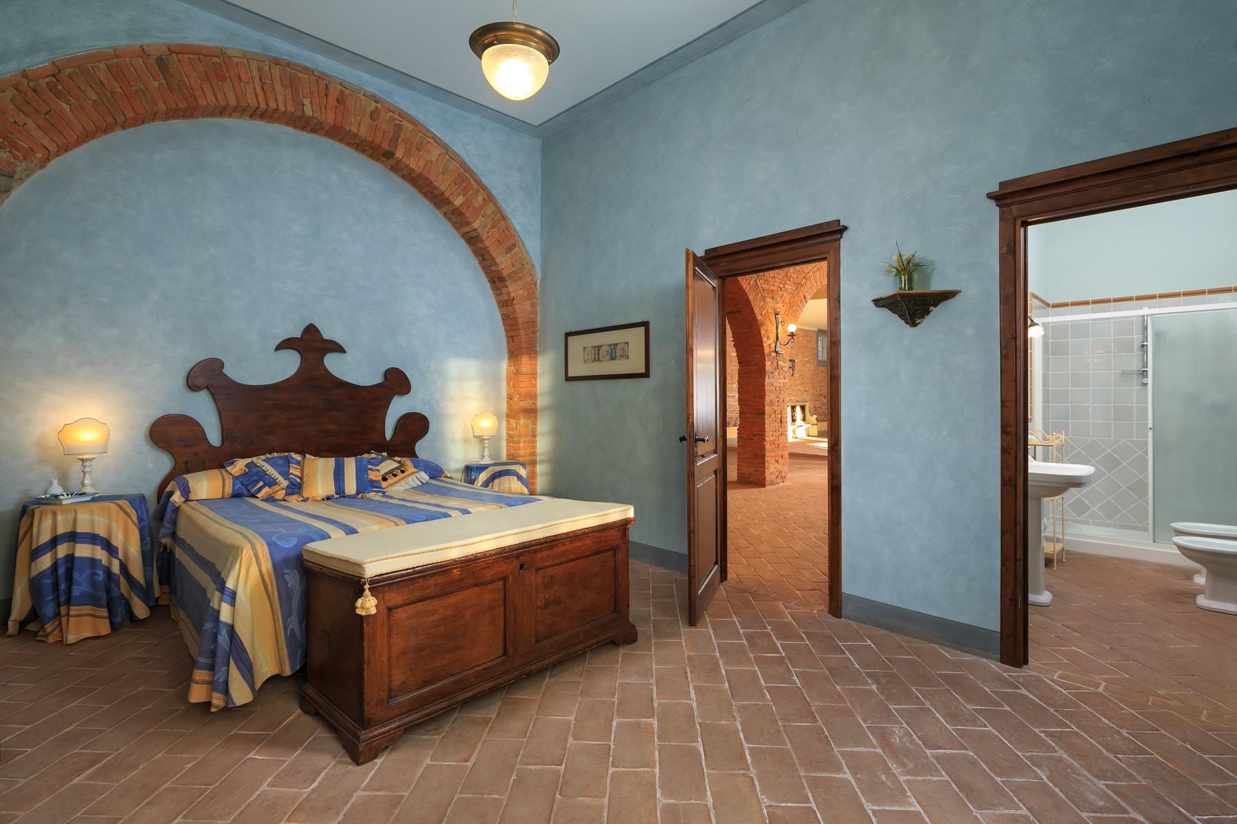 Wunderschöne Villa auf dem Land von Pisa - 22