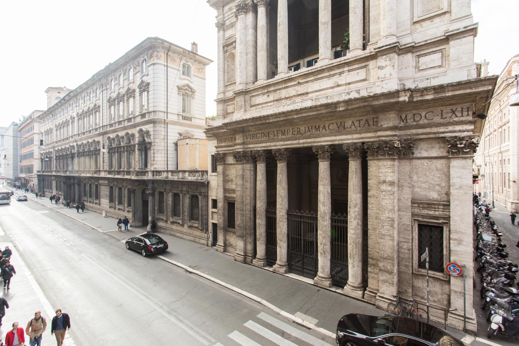 街道的优雅办公室 罗马, Del Corso街道 - 2
