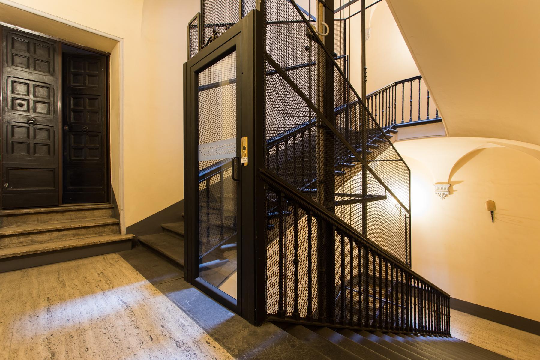 Luxuriöses Büro auf der Via del Corso - 12