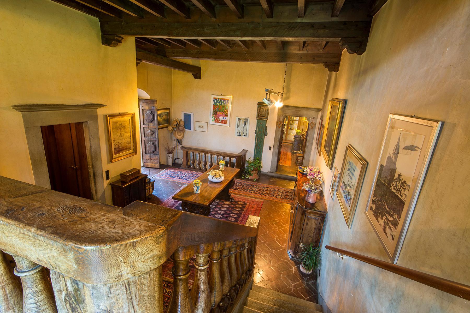 Wunderschöne Villa auf den Hügeln von Florenz - 4