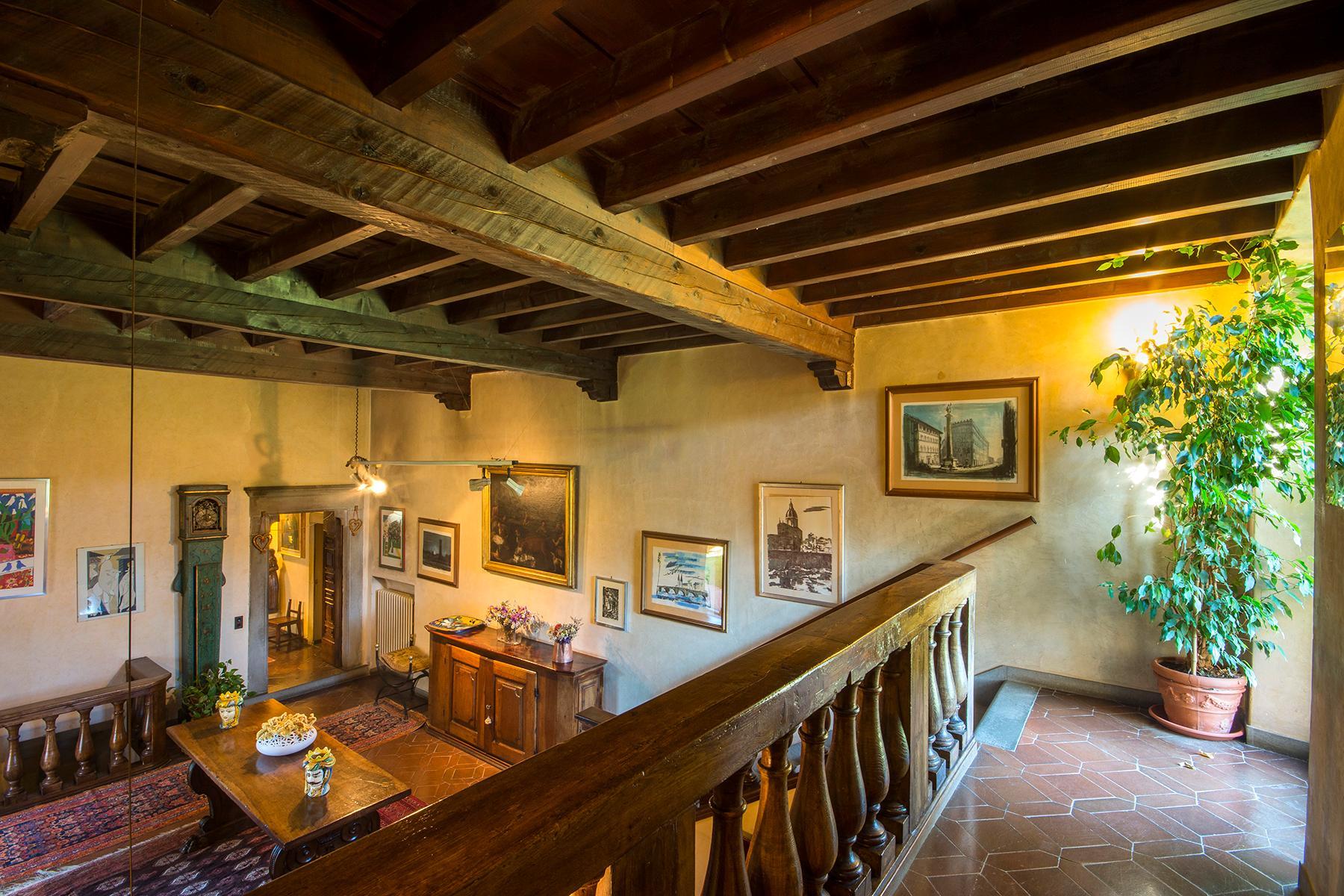 Wunderschöne Villa auf den Hügeln von Florenz - 5