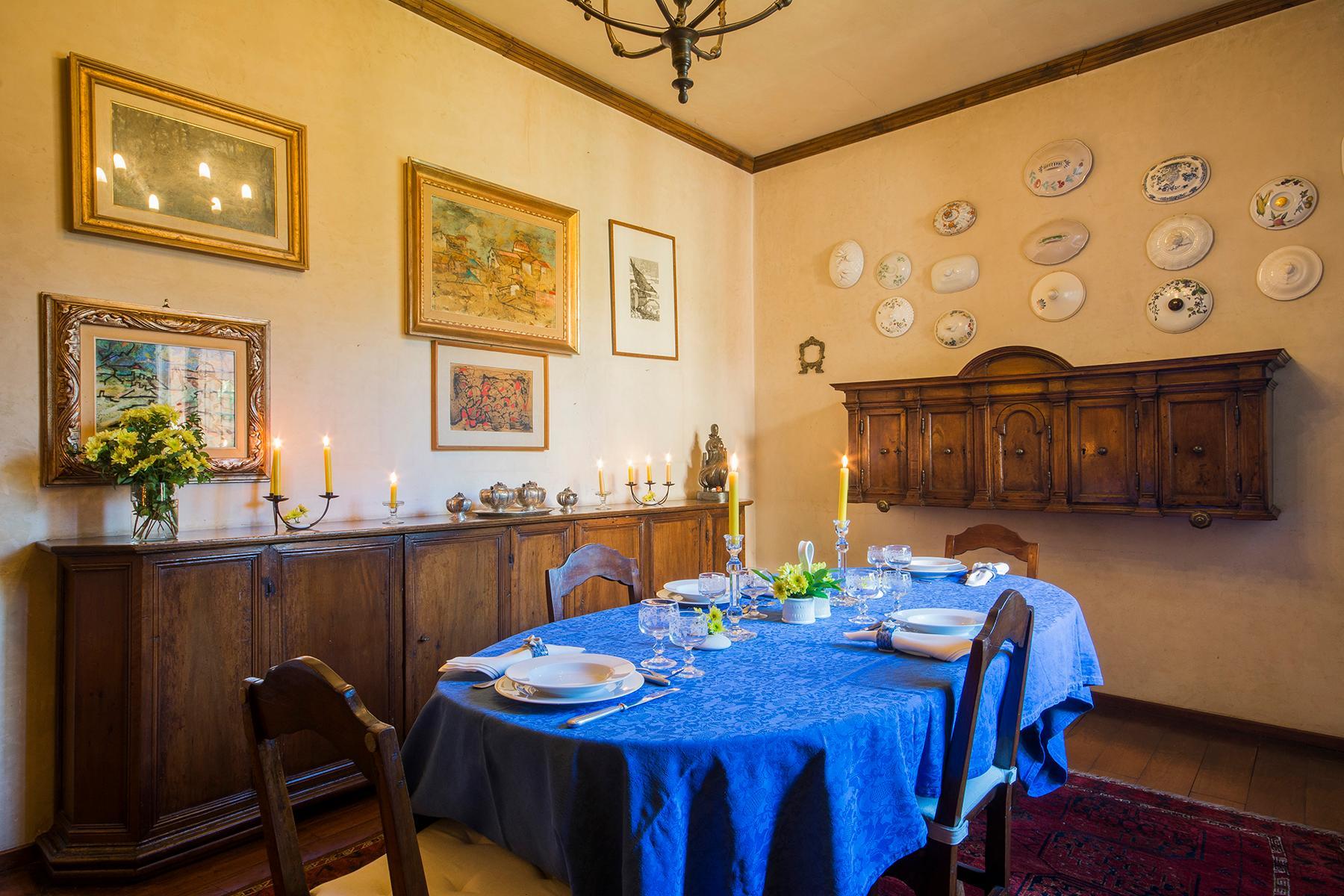 Wunderschöne Villa auf den Hügeln von Florenz - 7