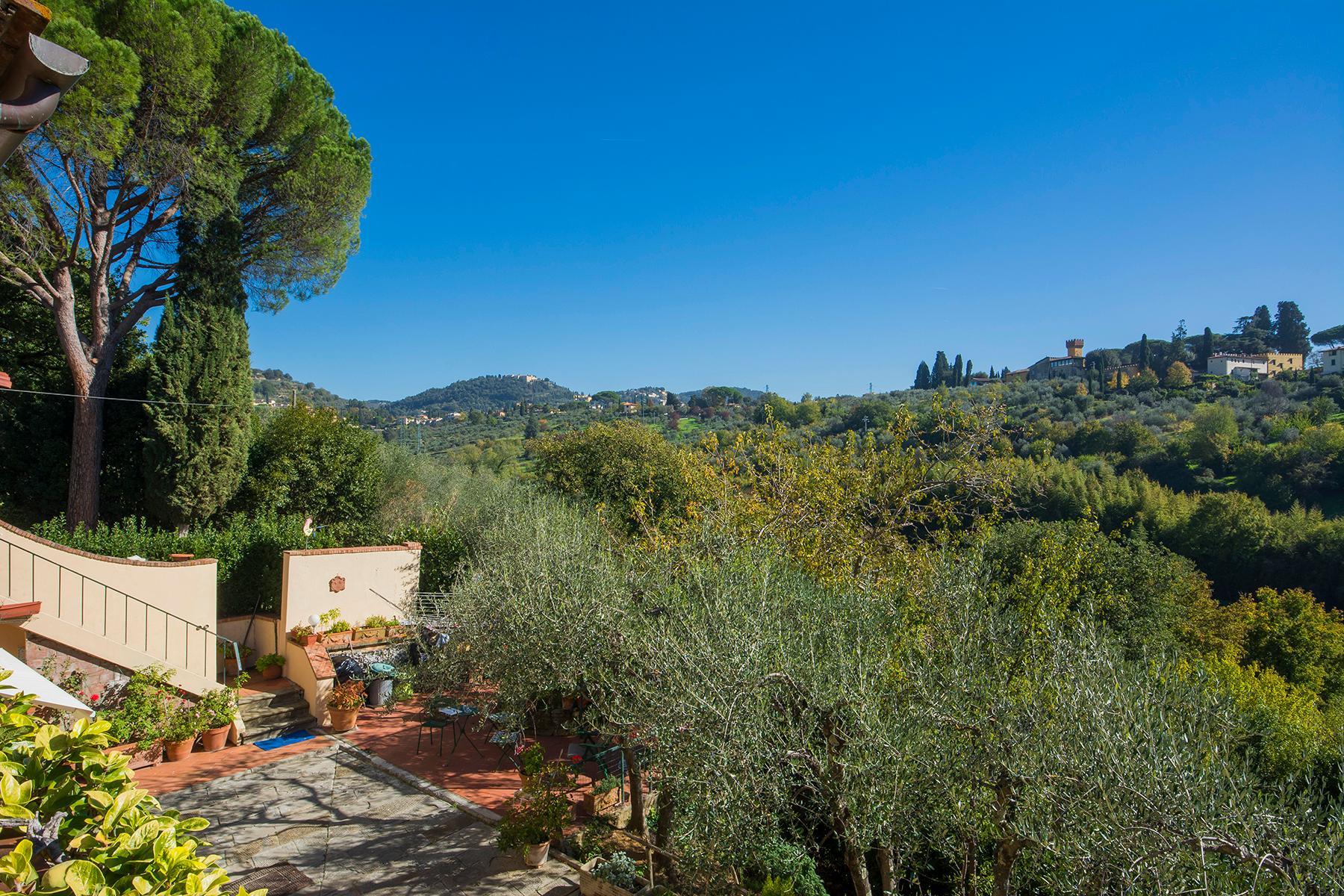 Wunderschöne Villa auf den Hügeln von Florenz - 11