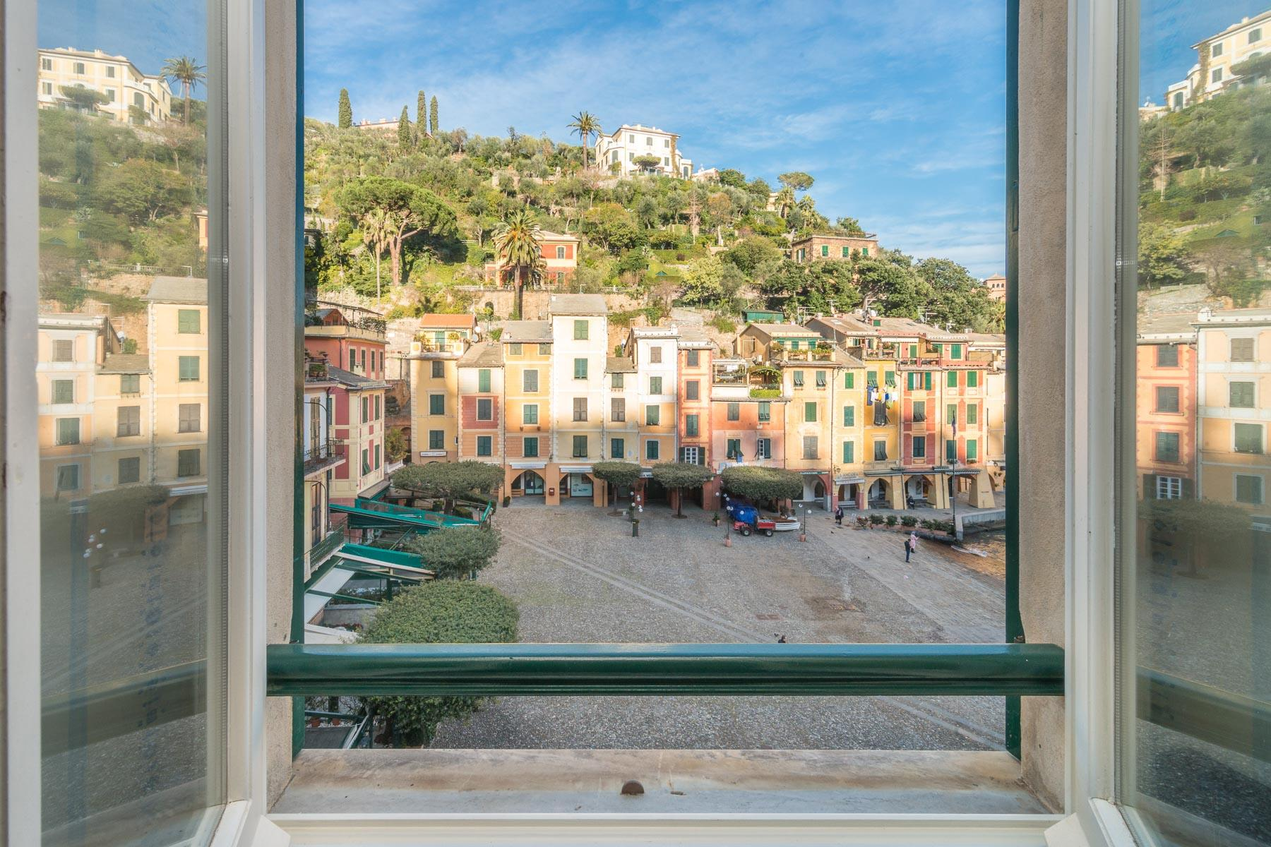 Penthouse overlooking the Piazzetta and Portofino Bay - 3