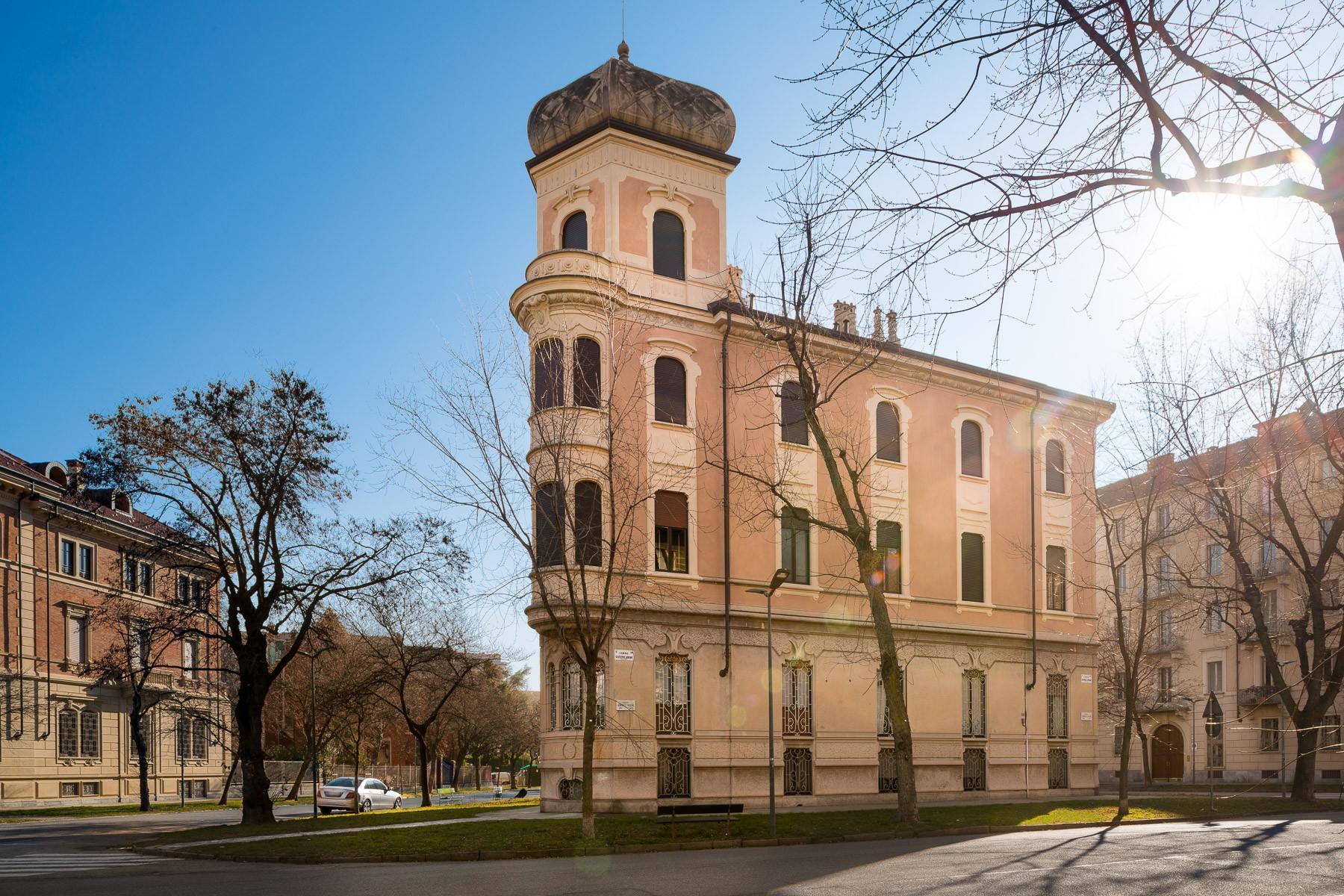 Appartement de prestige dans une villa de style néo baroque - 2