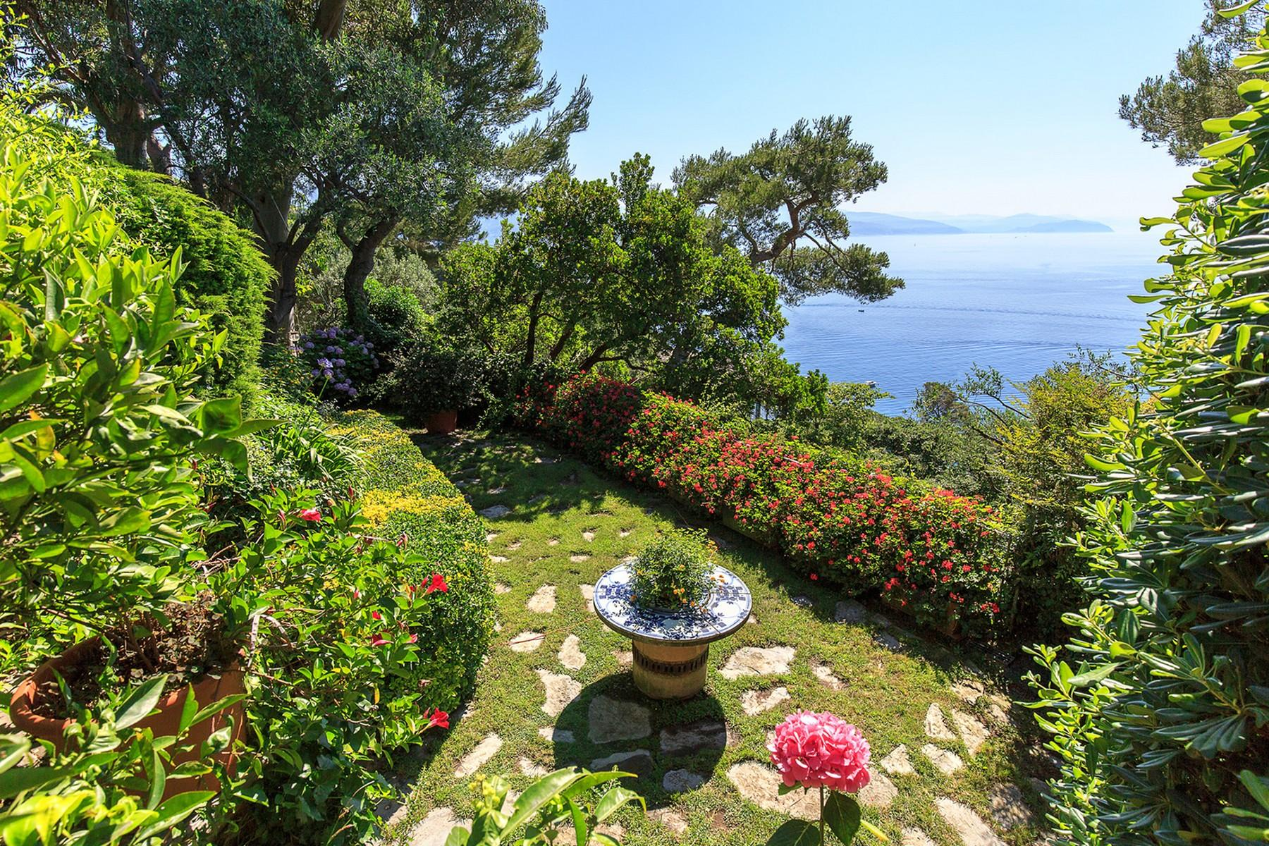 Majestic villa overlooking the Bay of Portofino - 2