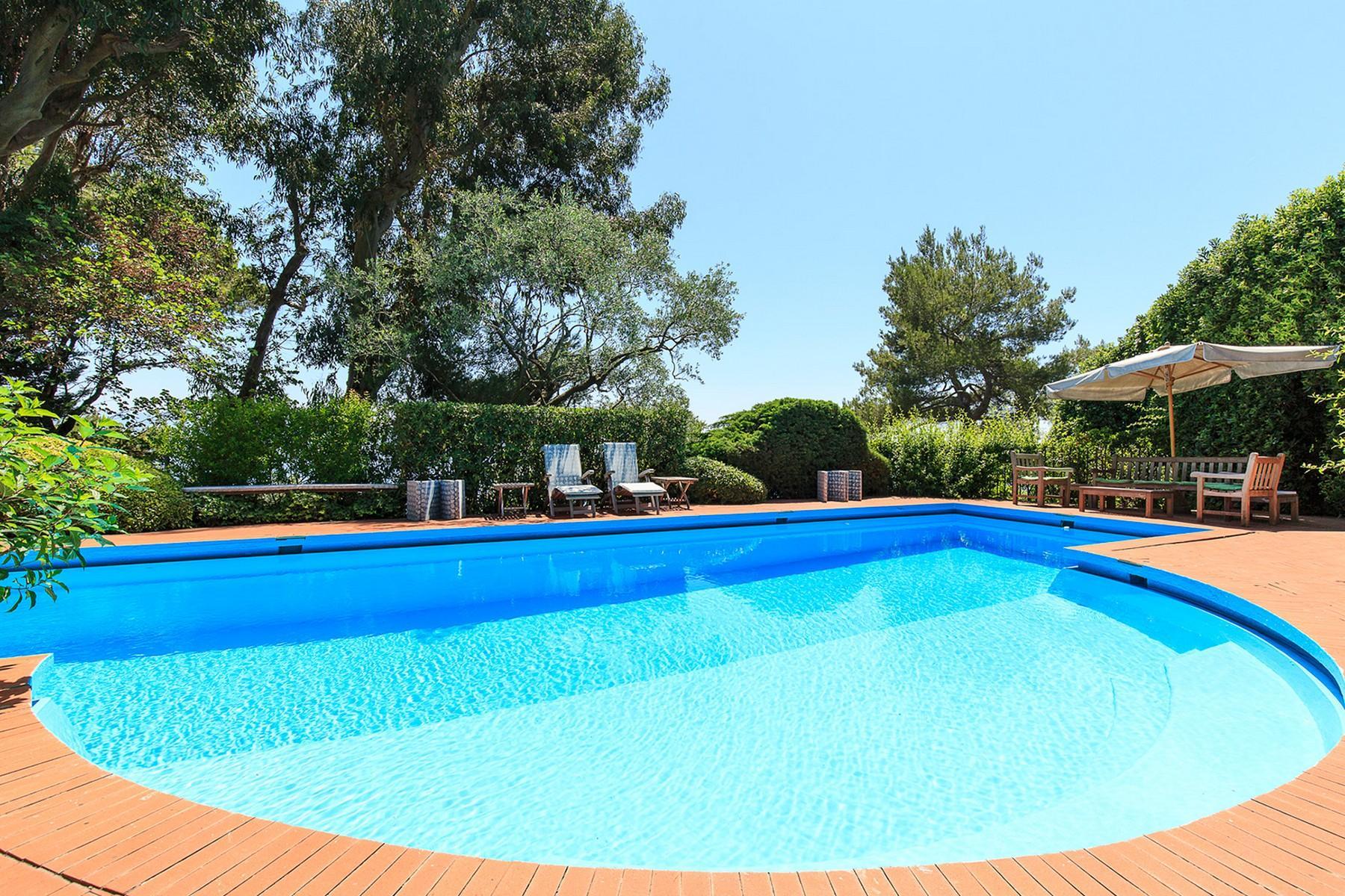 可俯瞰Portofino海湾的优雅别墅 - 21