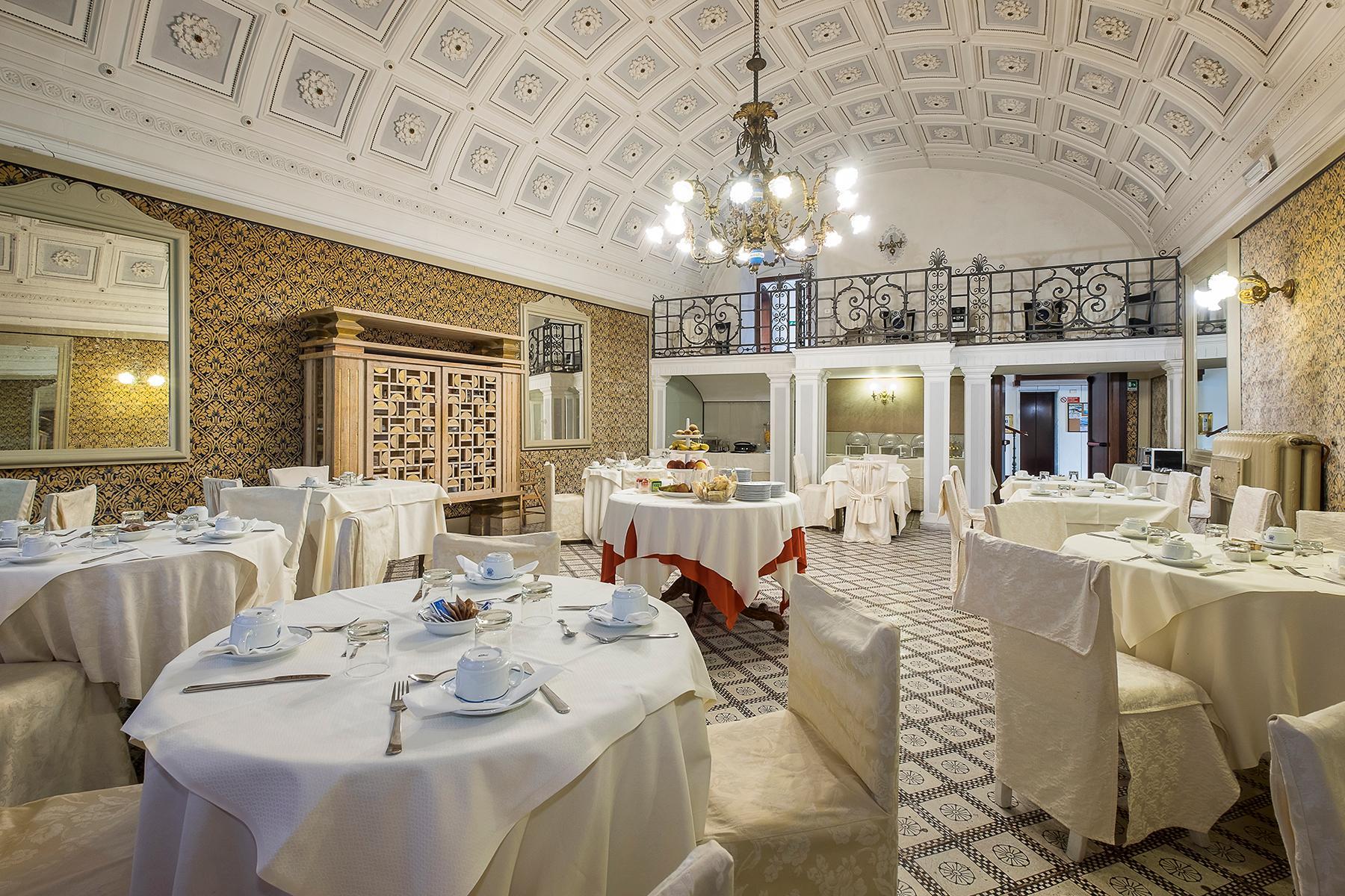 Исторический отель в центре Орвието - 2