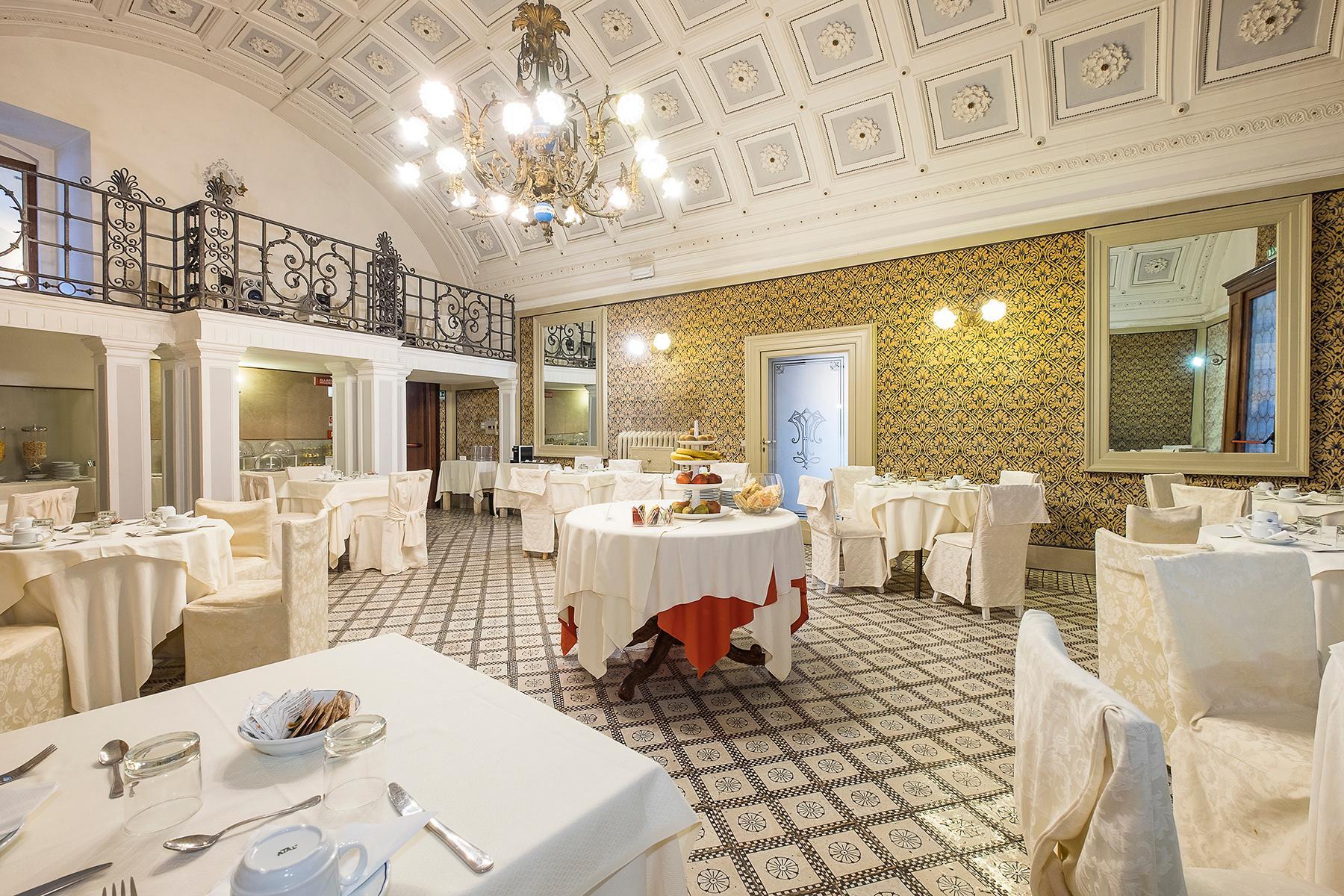 Исторический отель в центре Орвието - 4