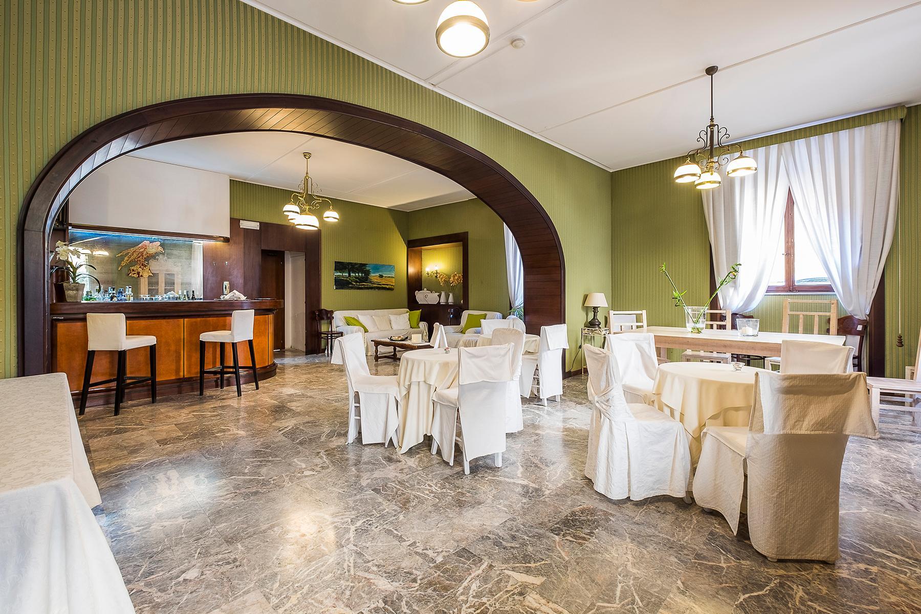 Исторический отель в центре Орвието - 5