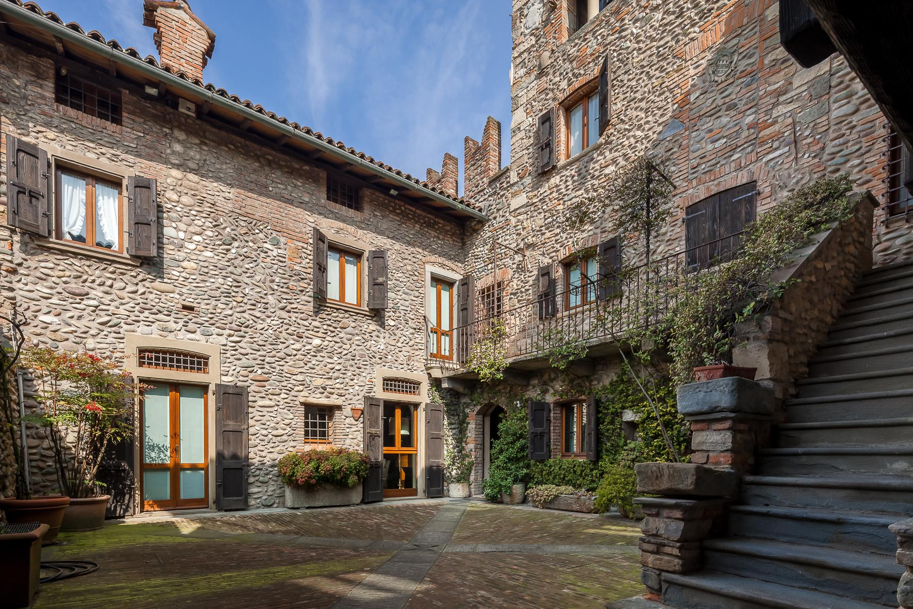 Meravigliosa proprietà storica a Bergamo - 3