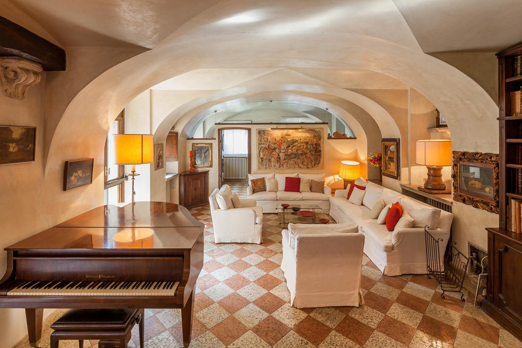Meravigliosa proprietà storica a Bergamo - 4