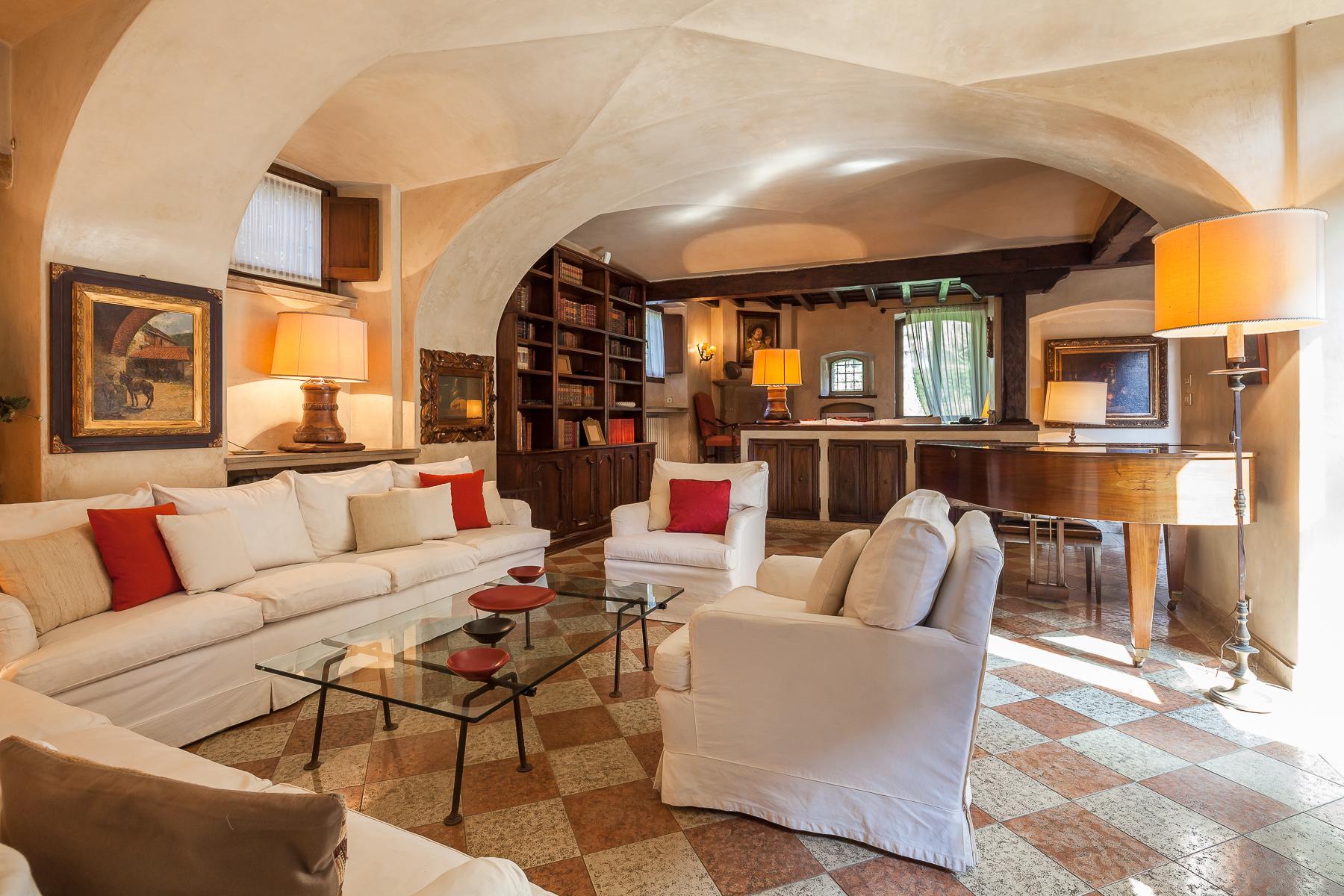 Meravigliosa proprietà storica a Bergamo - 7