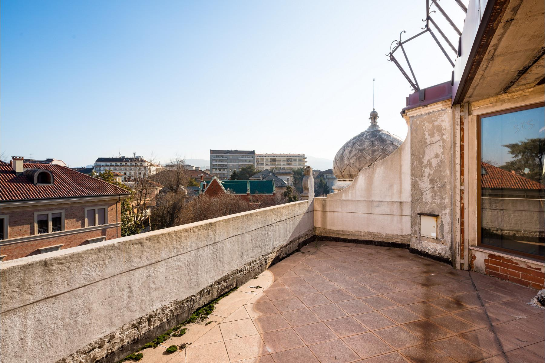 Prestigioso appartamento in villa nel cuore di Torino - 3