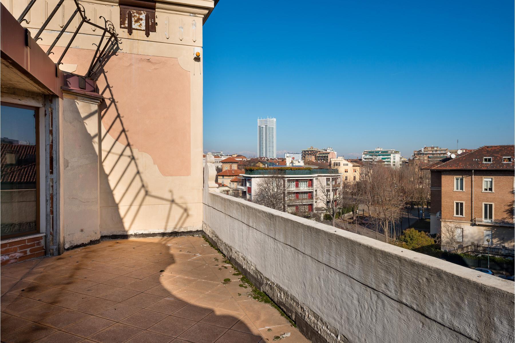 Prestigioso appartamento in villa nel cuore di Torino - 4