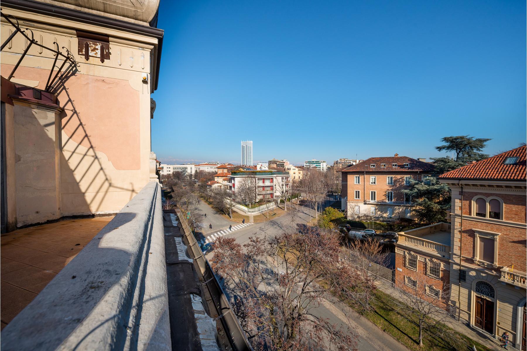 Prestigioso appartamento in villa nel cuore di Torino - 6