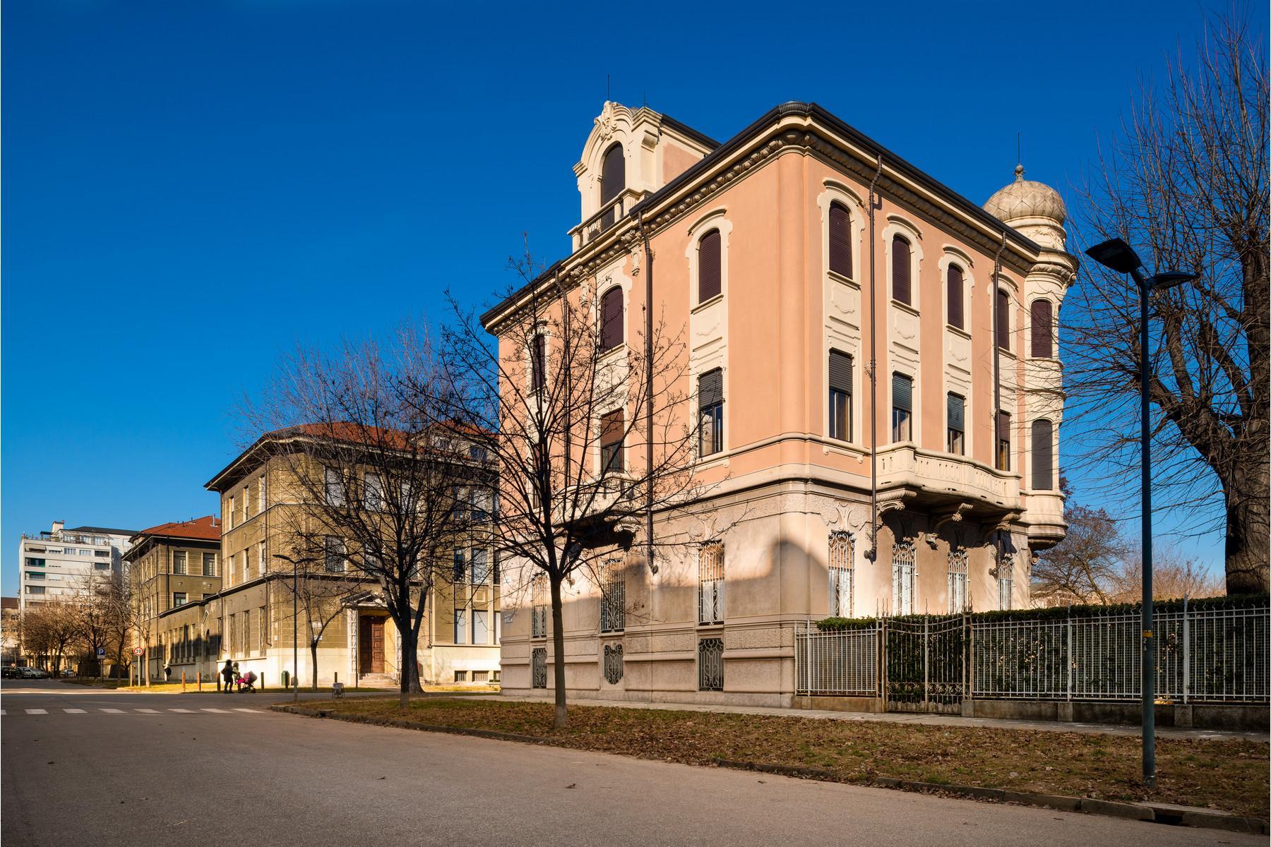 Prestigioso appartamento in villa nel cuore di Torino - 14