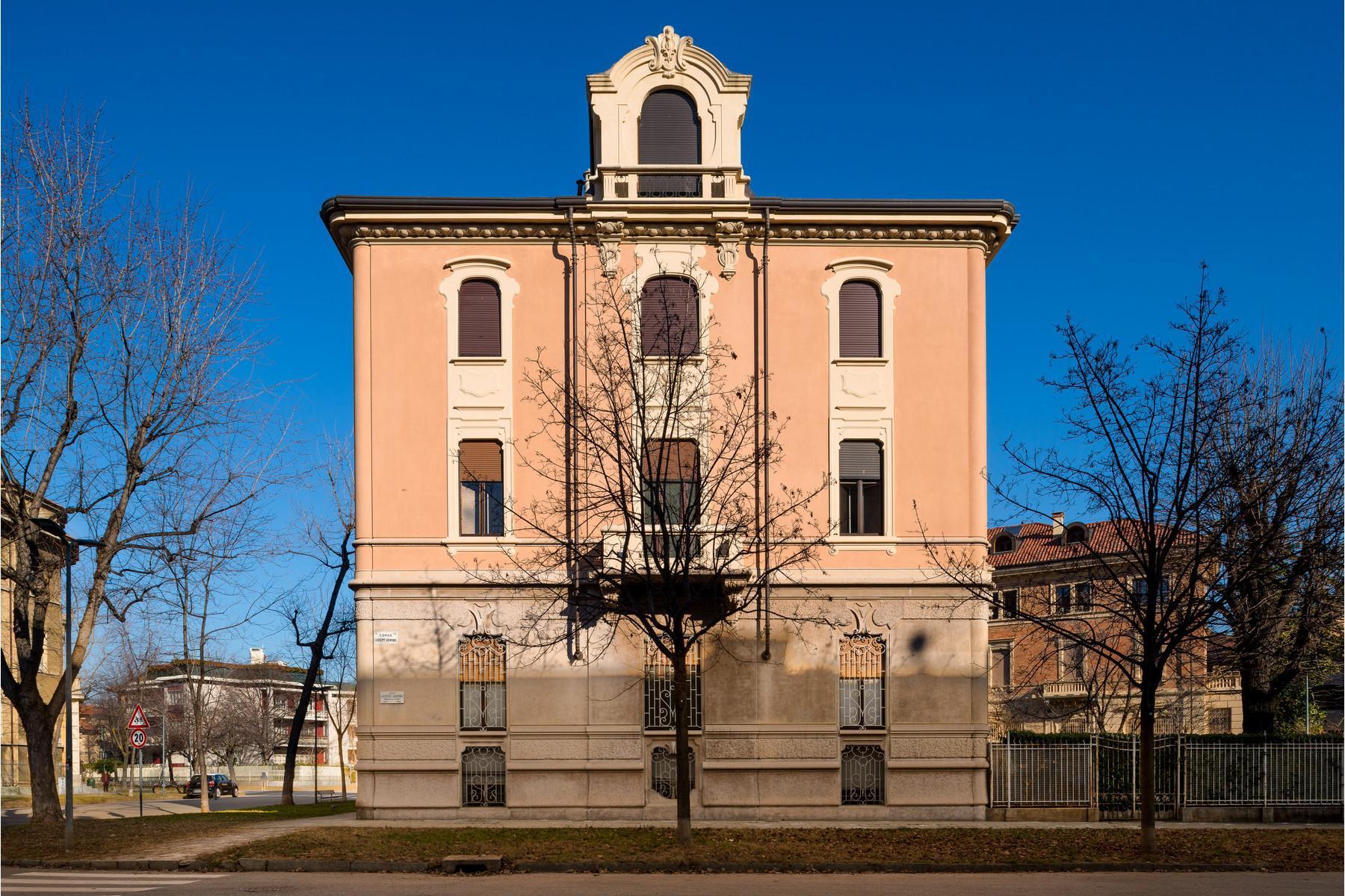 Prestigioso appartamento in villa nel cuore di Torino - 15