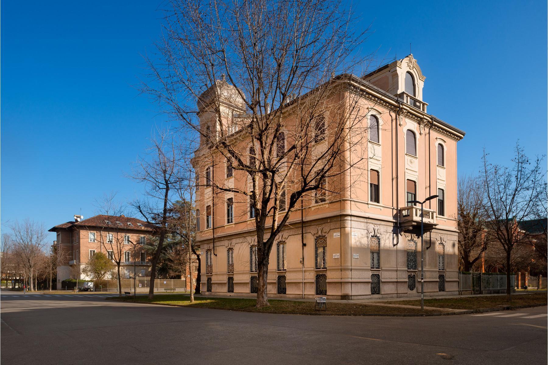 Prestigioso appartamento in villa nel cuore di Torino - 16