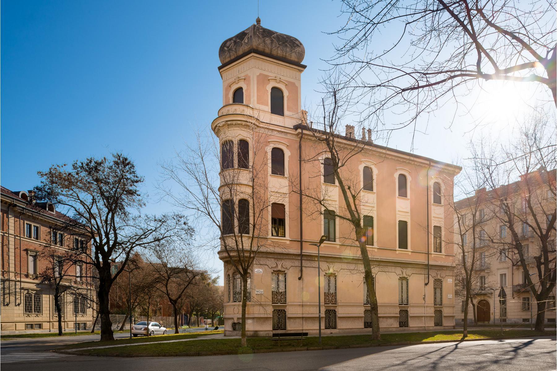 Prestigioso appartamento in villa nel cuore di Torino - 17