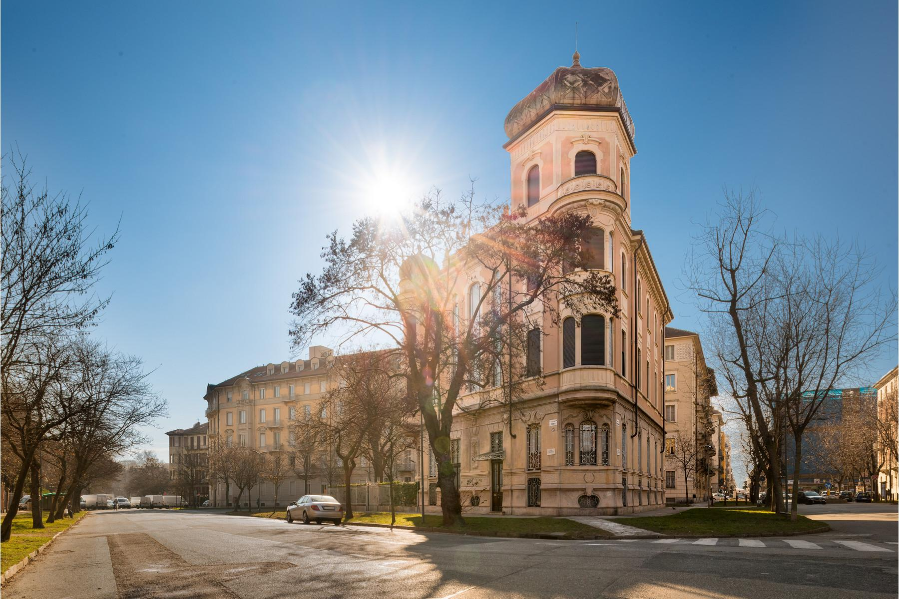 Prestigioso appartamento in villa nel cuore di Torino - 18
