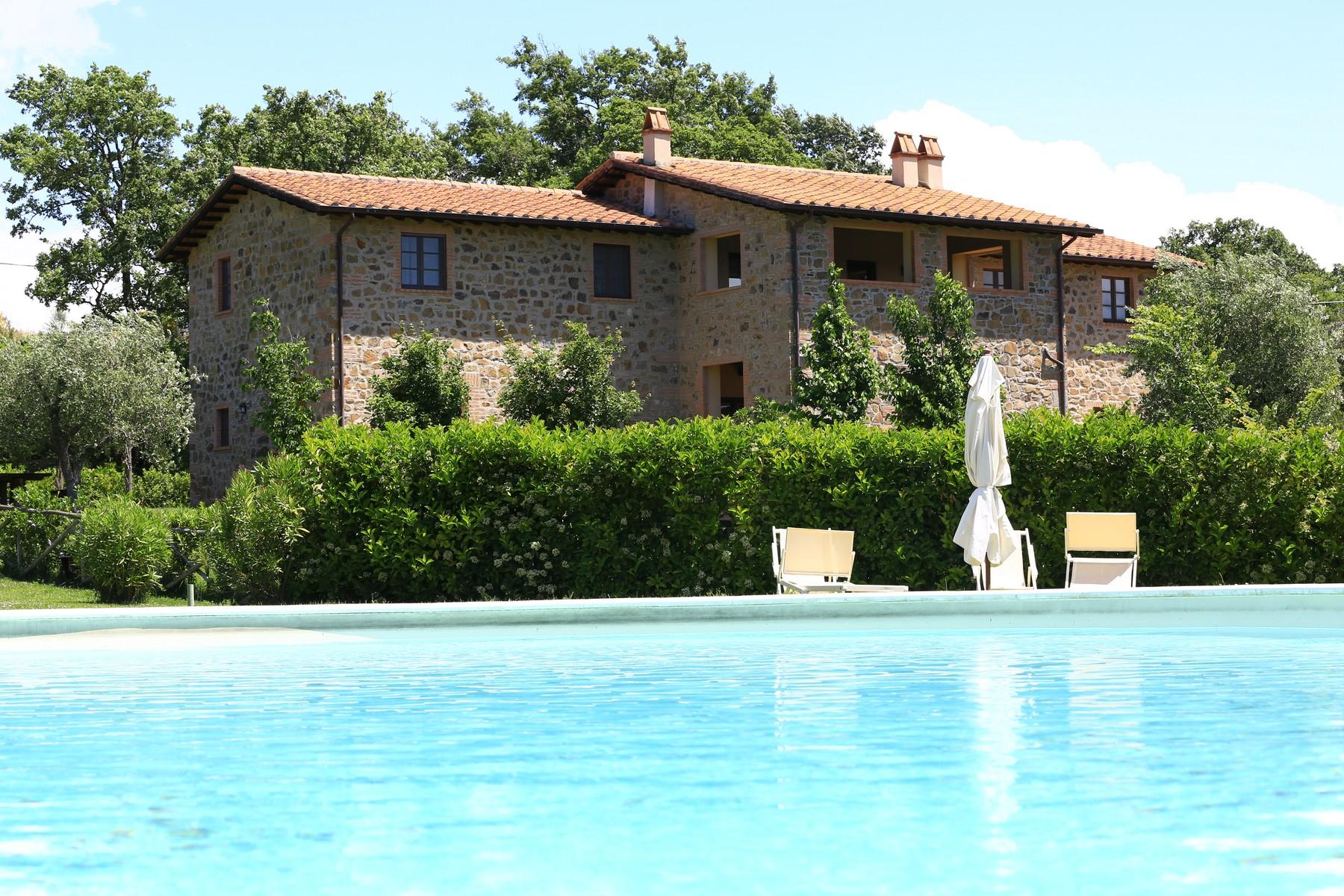 Luxury apartment in Maremma - 2