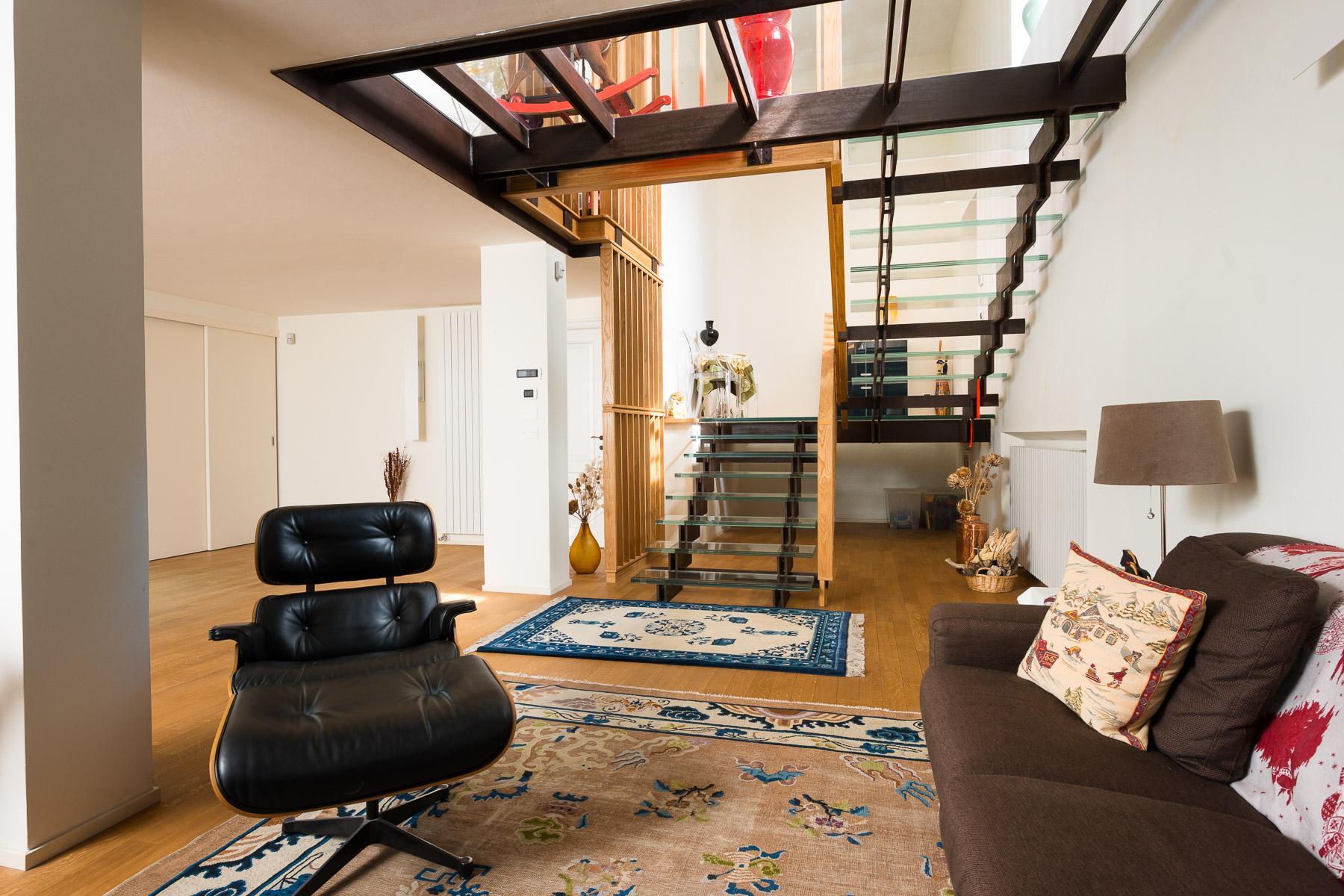 位于d'epoca a Chieri小镇历史悠久别墅内的奢华公寓 - 6