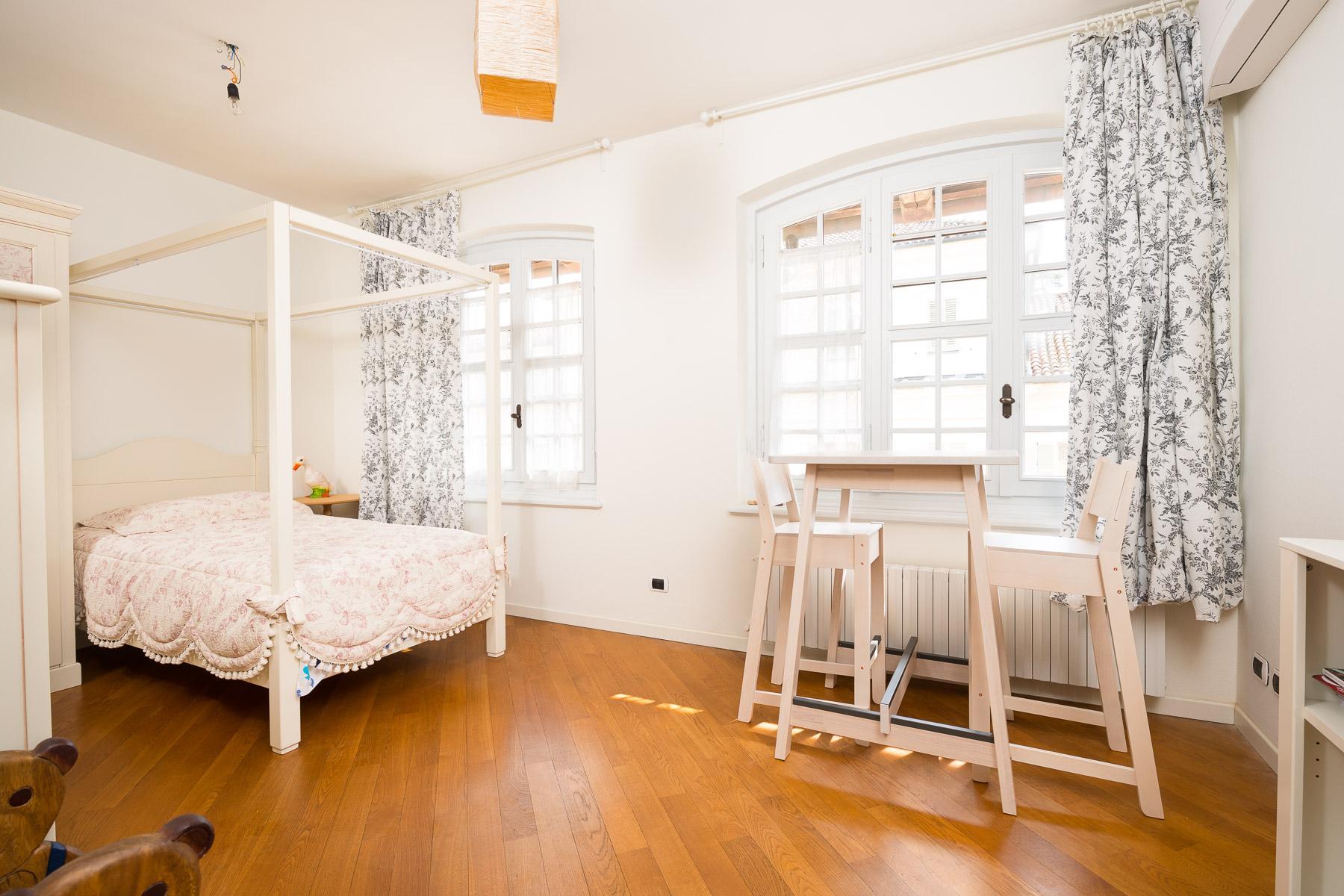 位于d'epoca a Chieri小镇历史悠久别墅内的奢华公寓 - 12