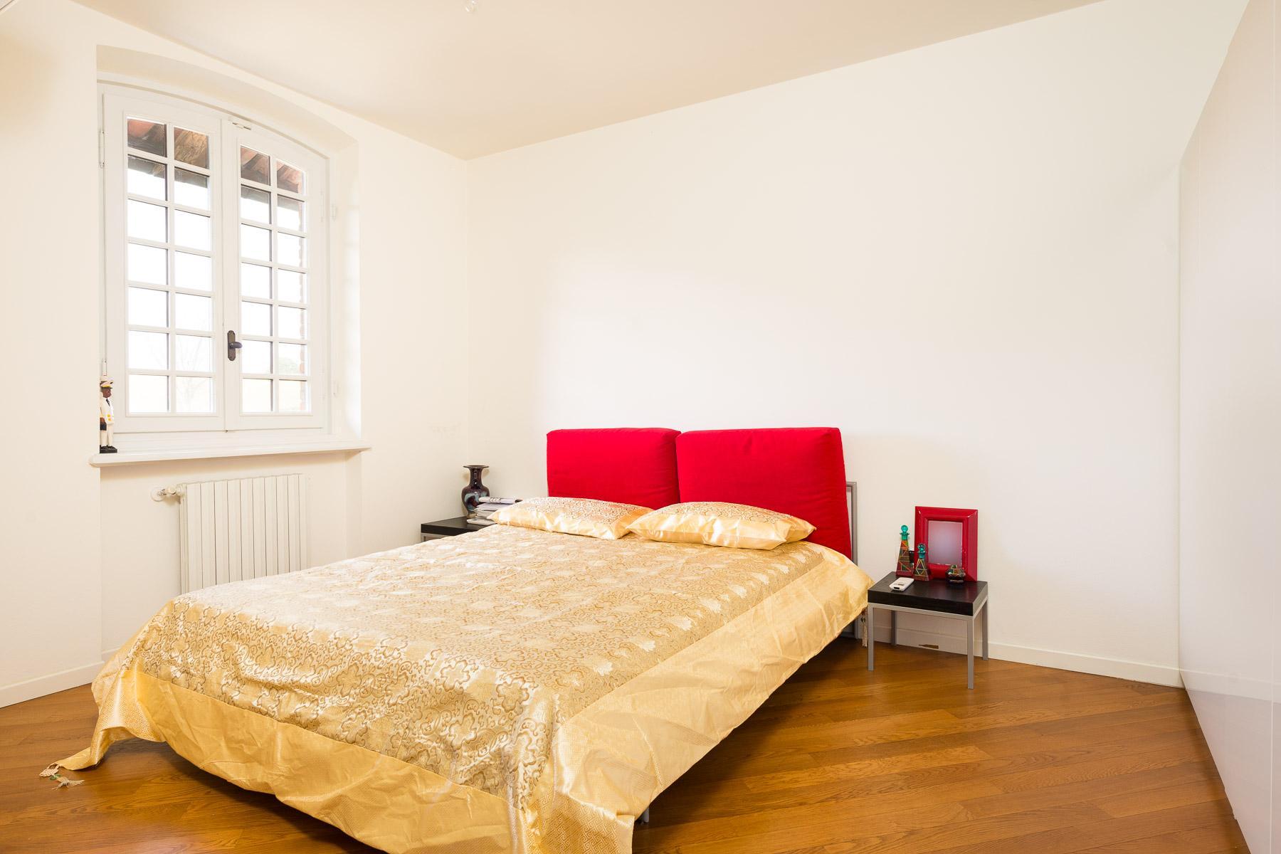 位于d'epoca a Chieri小镇历史悠久别墅内的奢华公寓 - 11