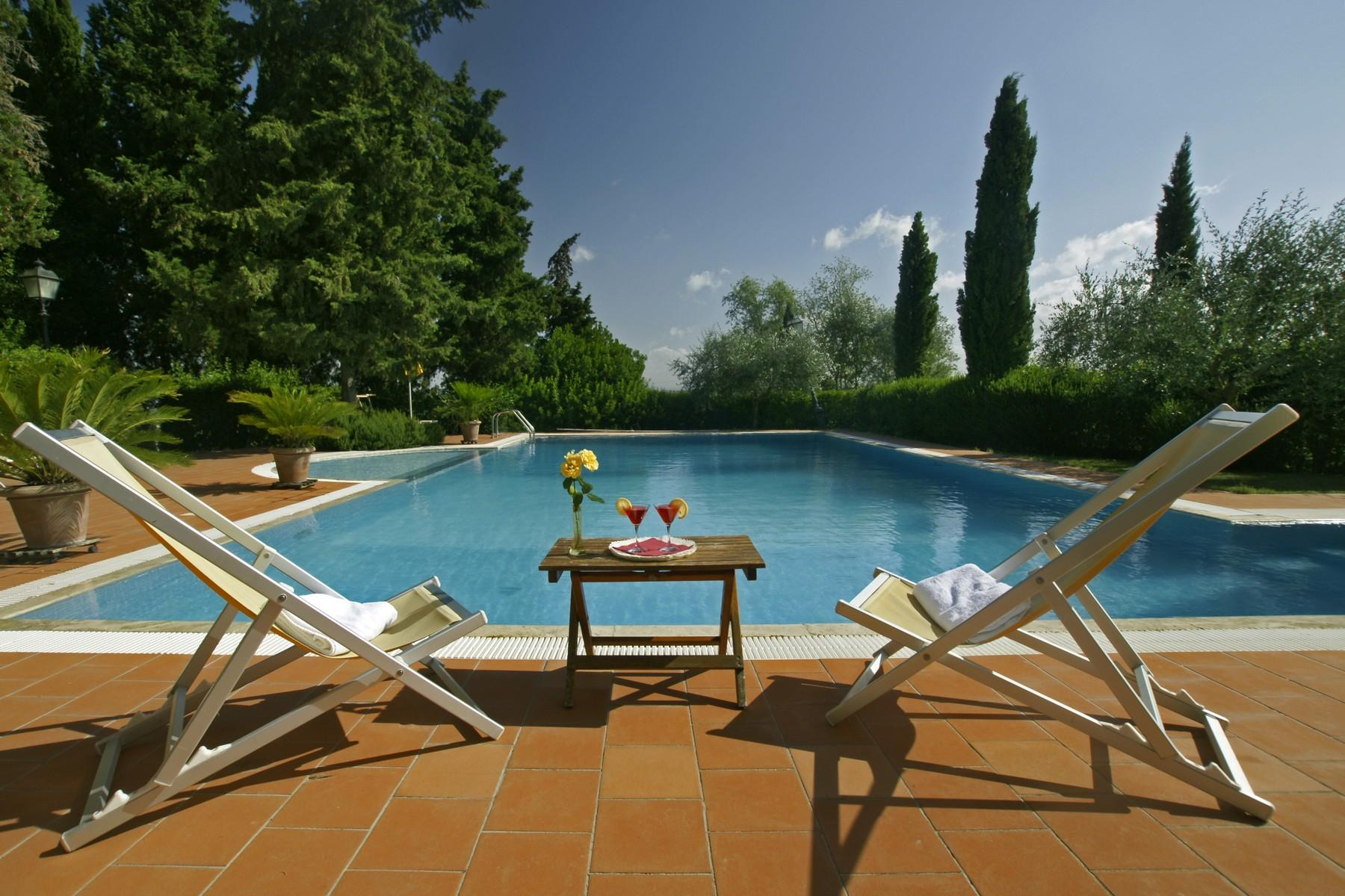 Charming holiday resort in the heart of Tuscany - 12