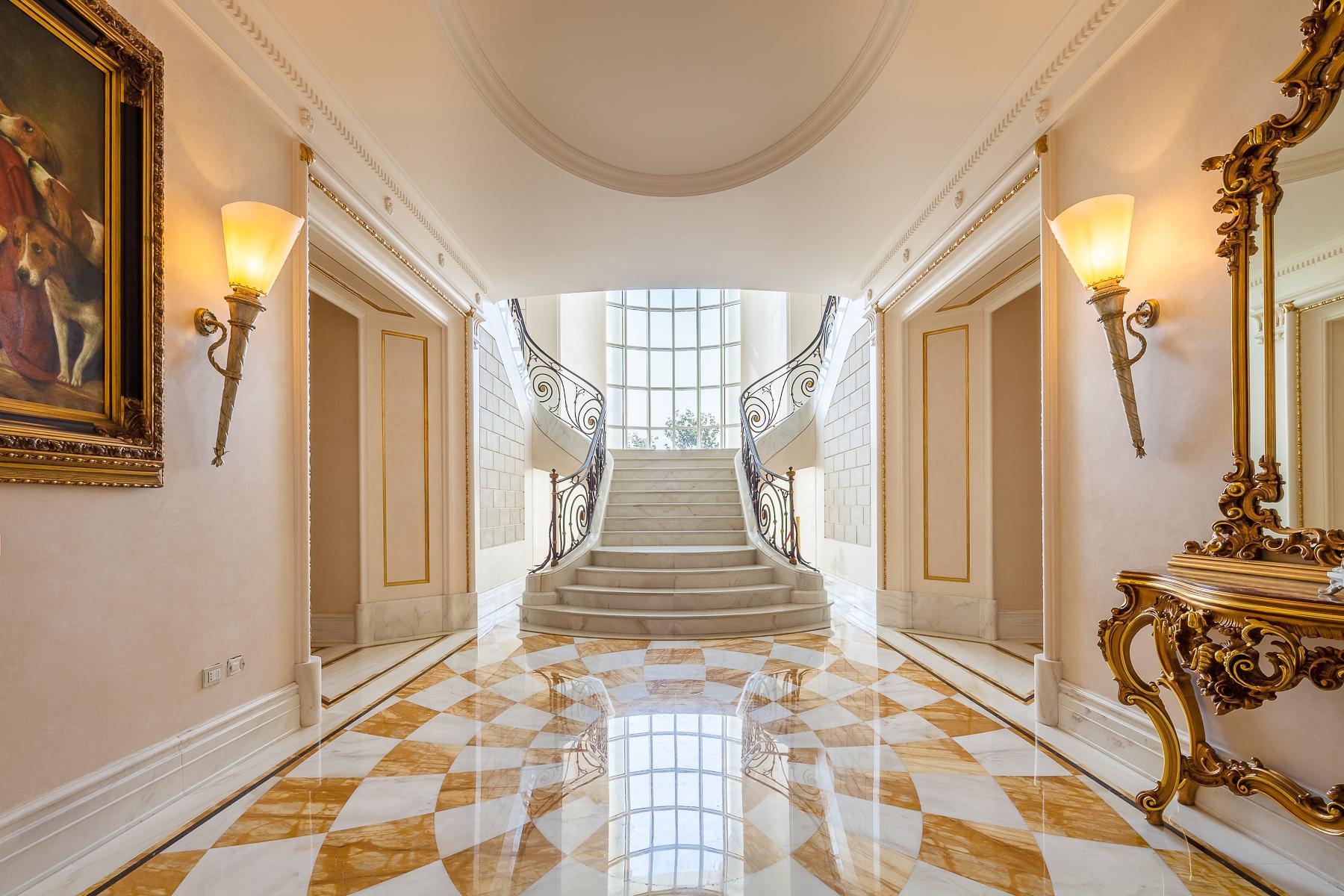 坐落在米兰和都灵之间的白宫 - 19