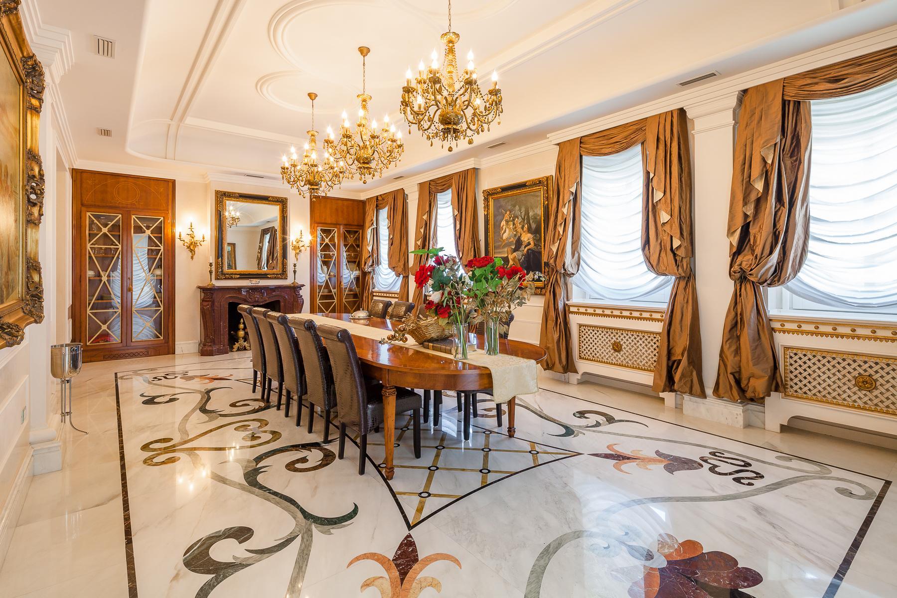 坐落在米兰和都灵之间的白宫 - 21