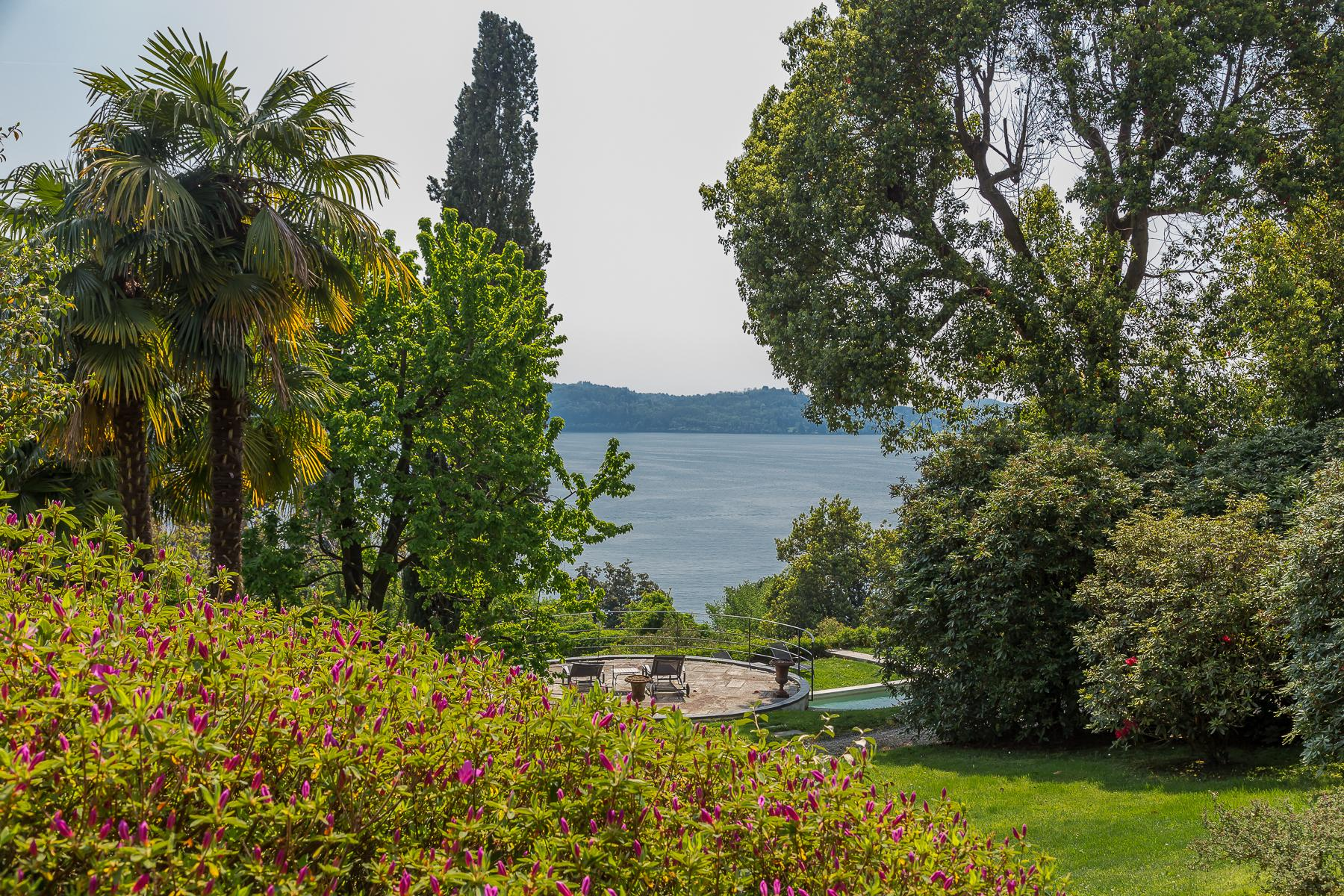 Early 20th century villa with centuries-old park and lake view - 6
