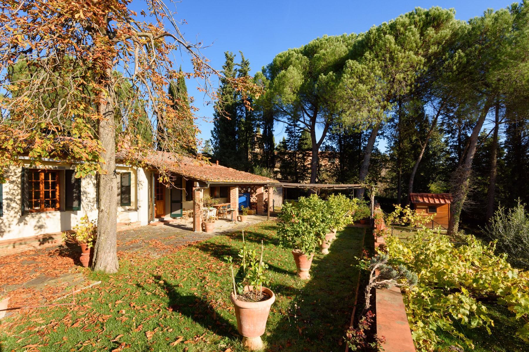 Meravigliosa villa nelle campagne del chianti fiorentino - 1