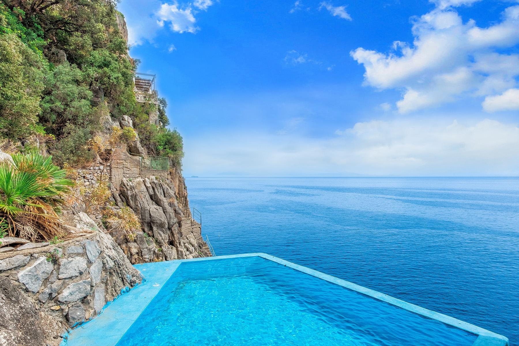 Villa pieds dans l'eau con piscina - 1