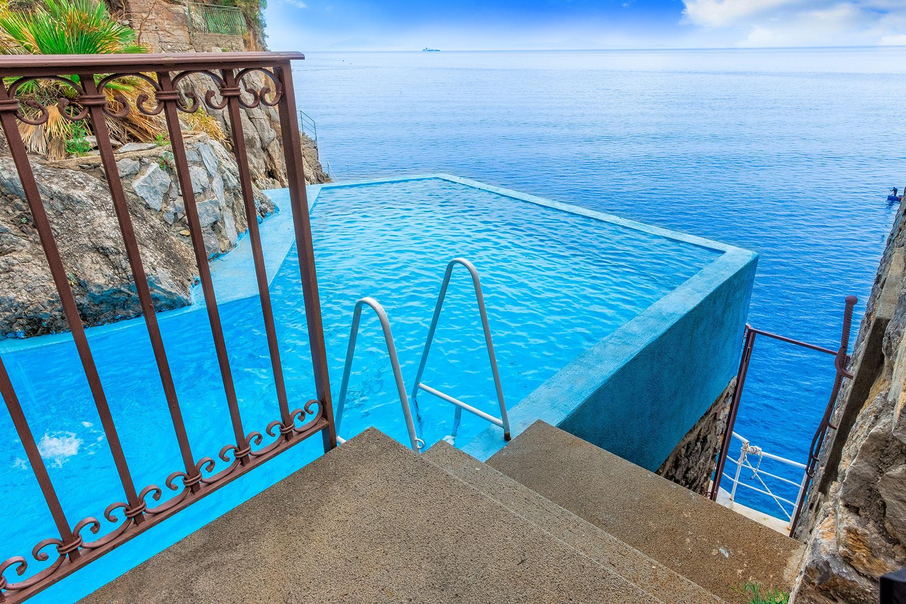 Amazing pieds dans l'eau Villa with pool - 19