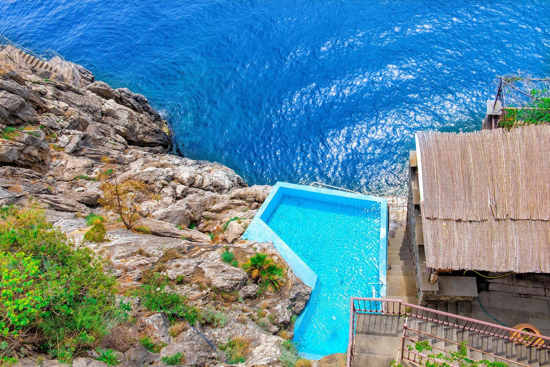 Amazing pieds dans l'eau Villa with pool - 34